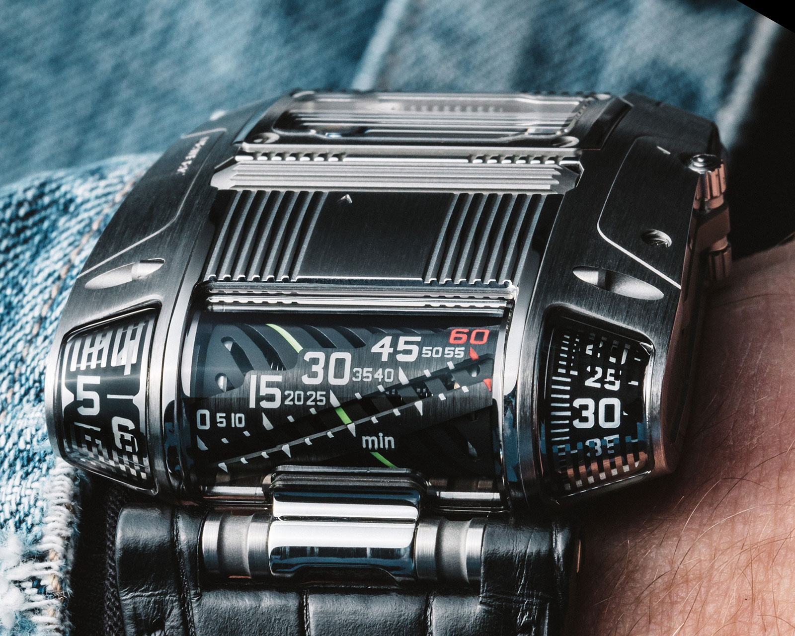 Urwerk UR-111C watch 5