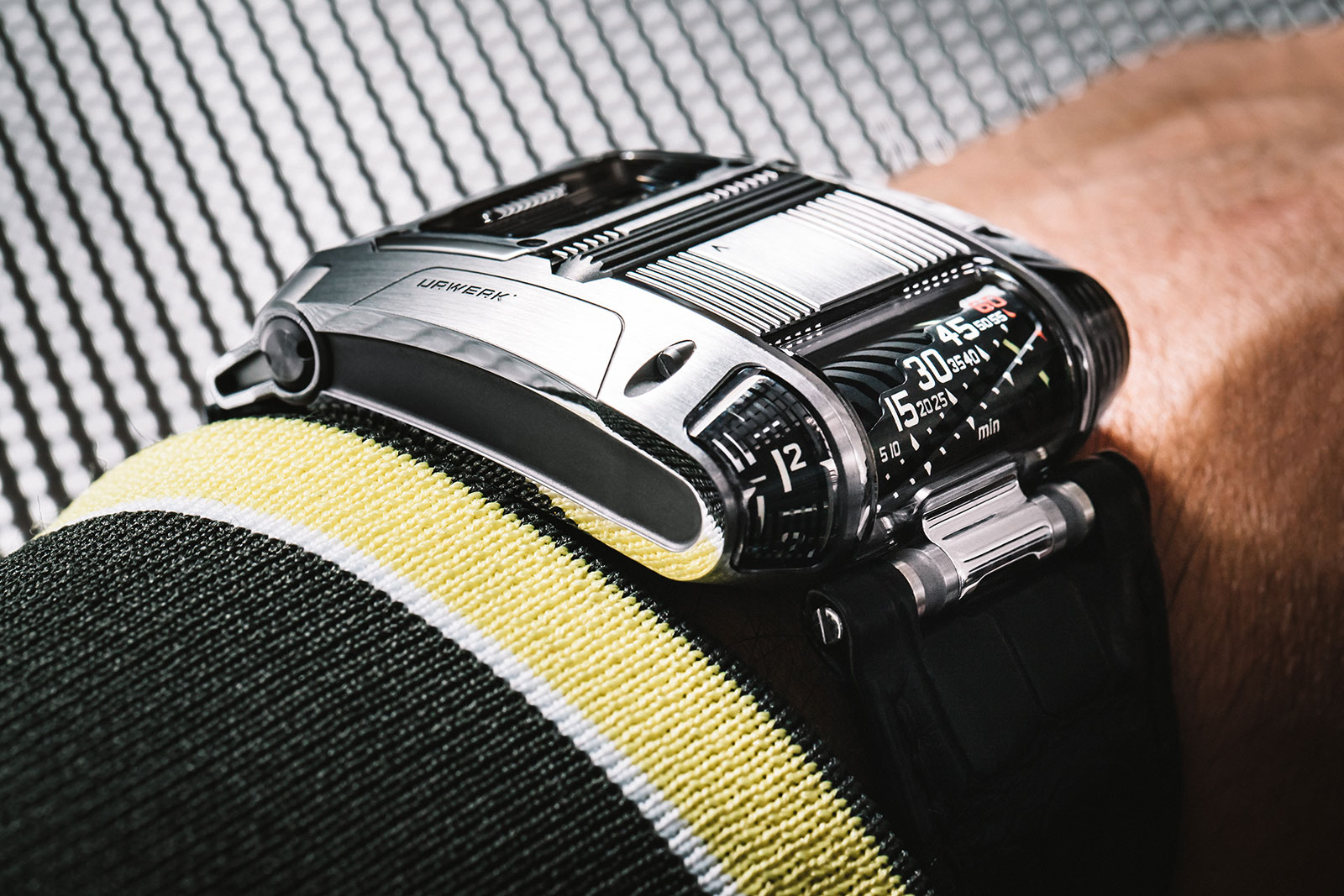Urwerk UR-111C watch 6