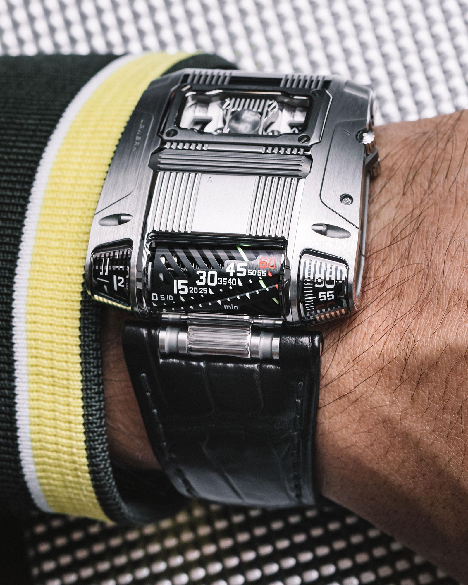 Urwerk UR-111C watch 7
