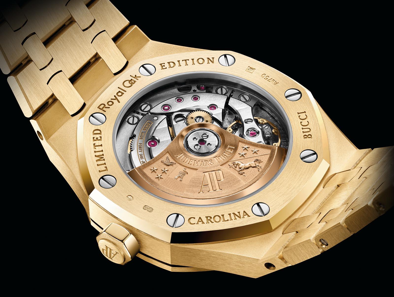 Introducing The Audemars Piguet Royal Oak Carolina Bucci Sjx Watches