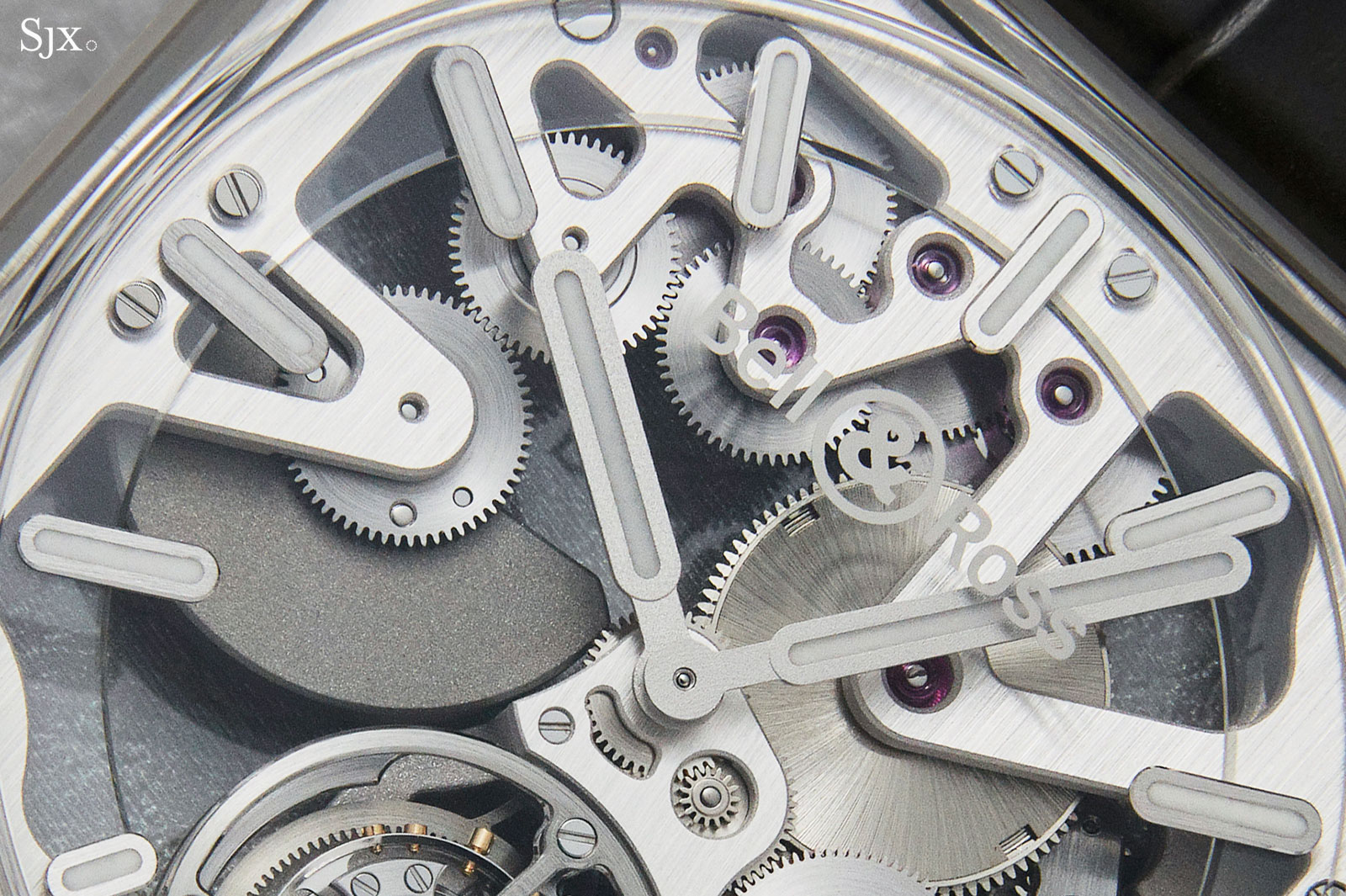 Bell Ross BR-X2 Skeleton Tourbillon 1