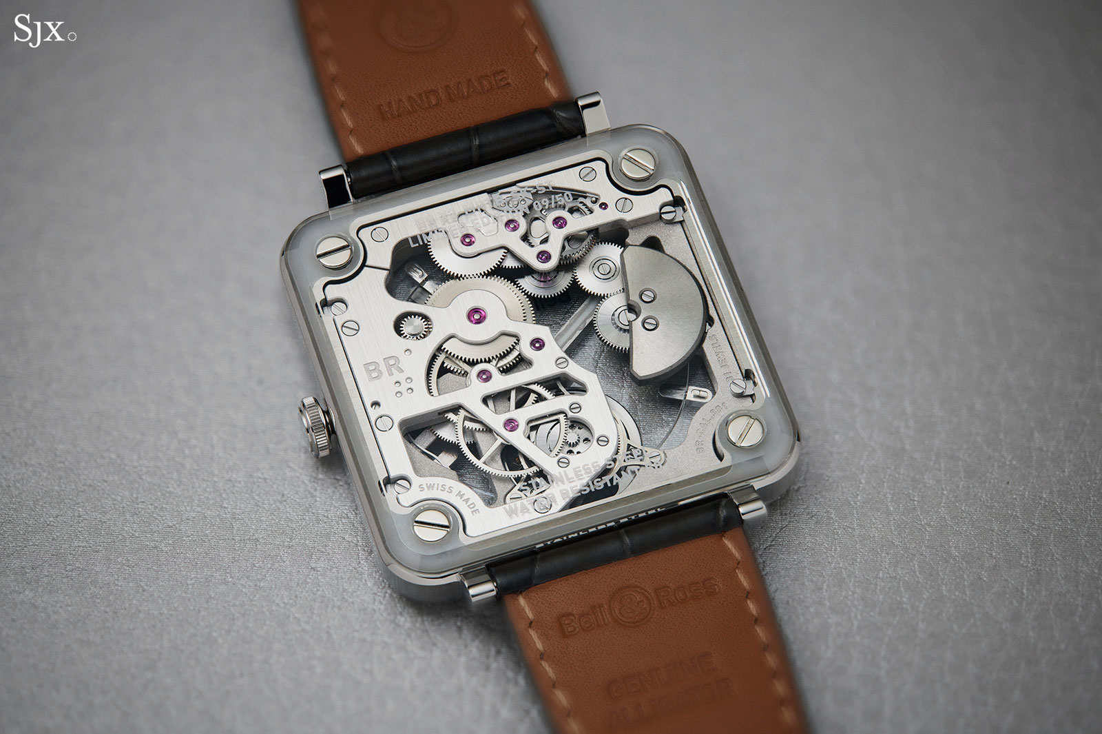 Bell Ross BR-X2 Skeleton Tourbillon 11