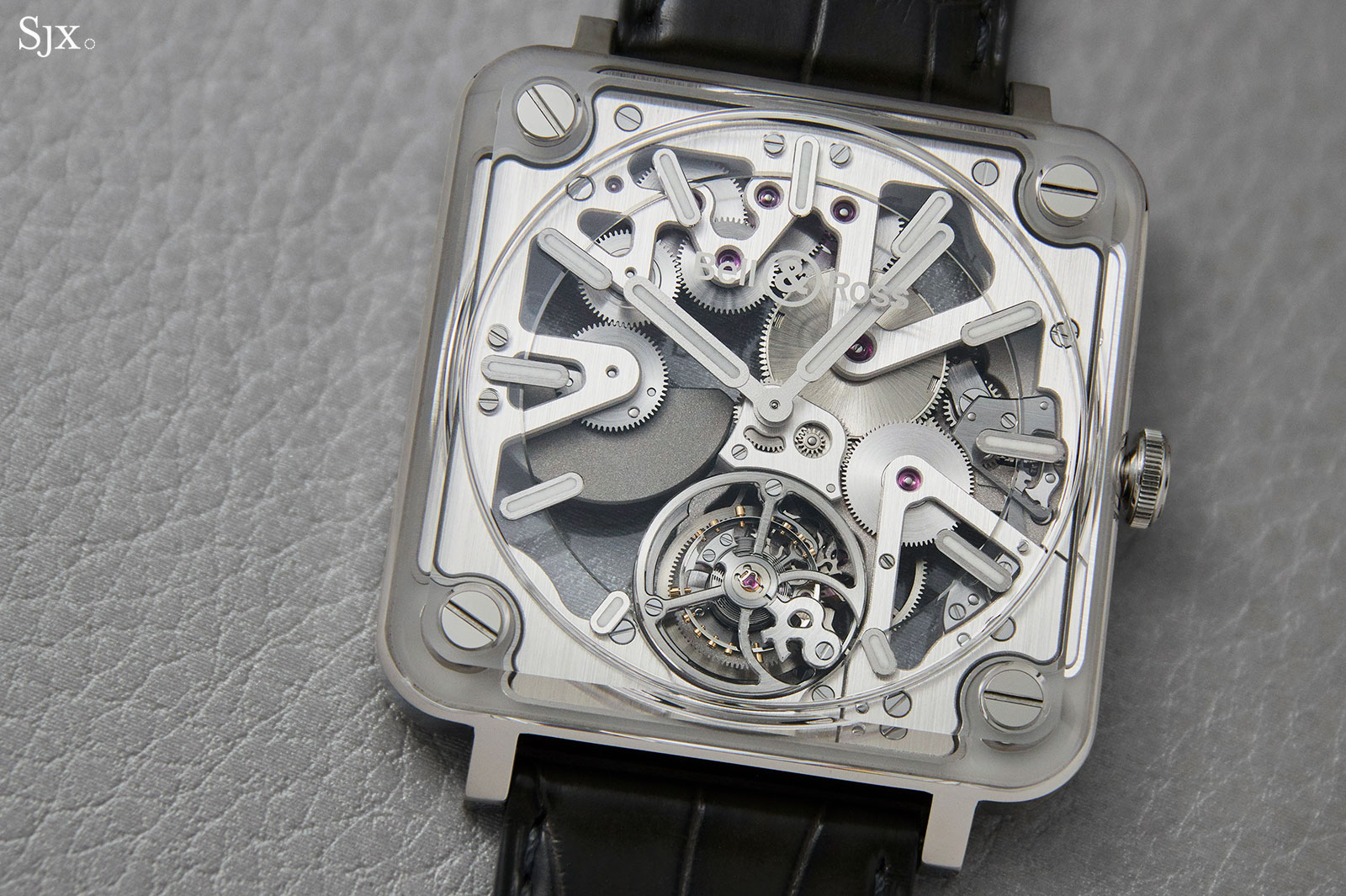 Bell Ross BR-X2 Skeleton Tourbillon 13