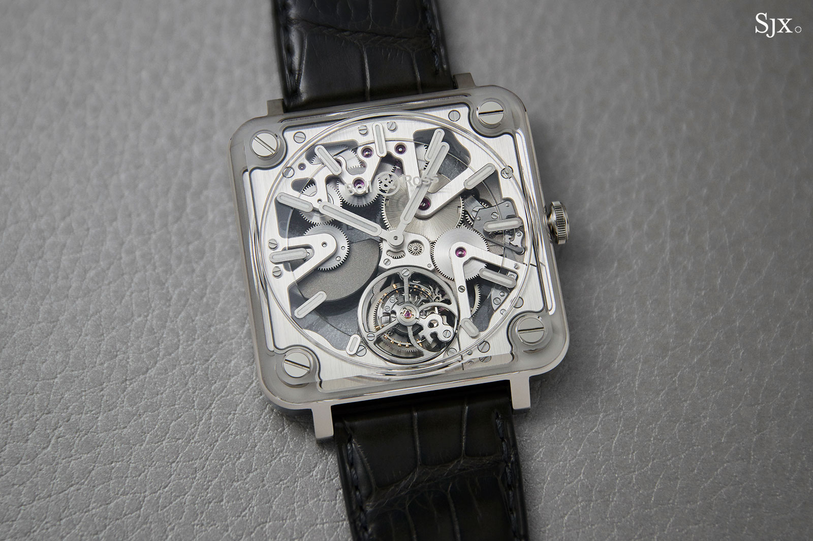 Bell Ross BR-X2 Skeleton Tourbillon 2