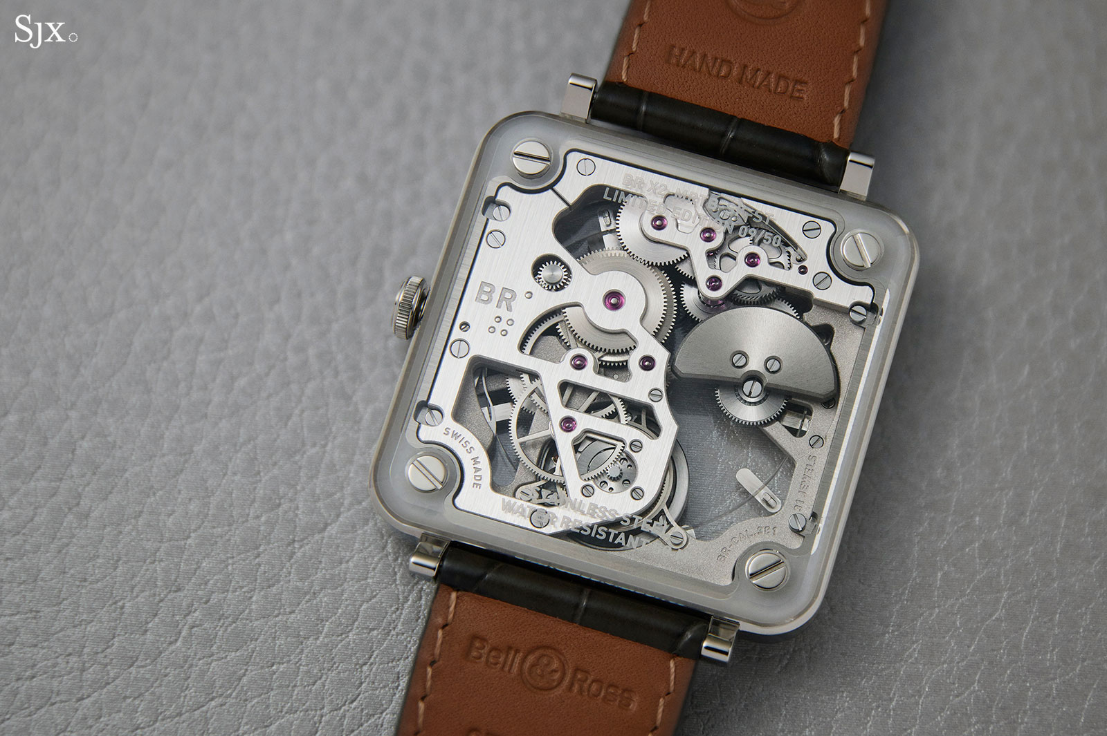 Bell Ross BR-X2 Skeleton Tourbillon 3