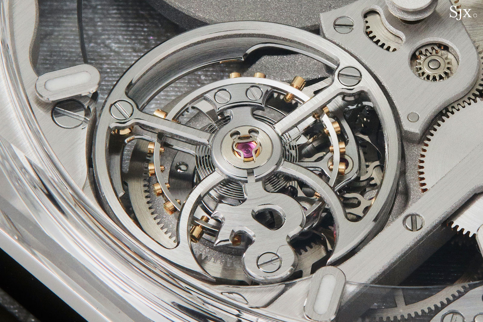 Bell Ross BR-X2 Skeleton Tourbillon 4