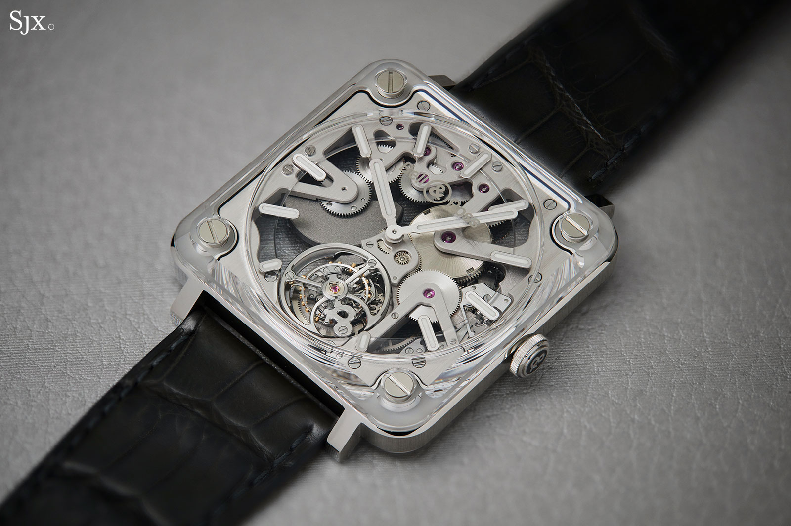 Bell Ross BR-X2 Skeleton Tourbillon 5