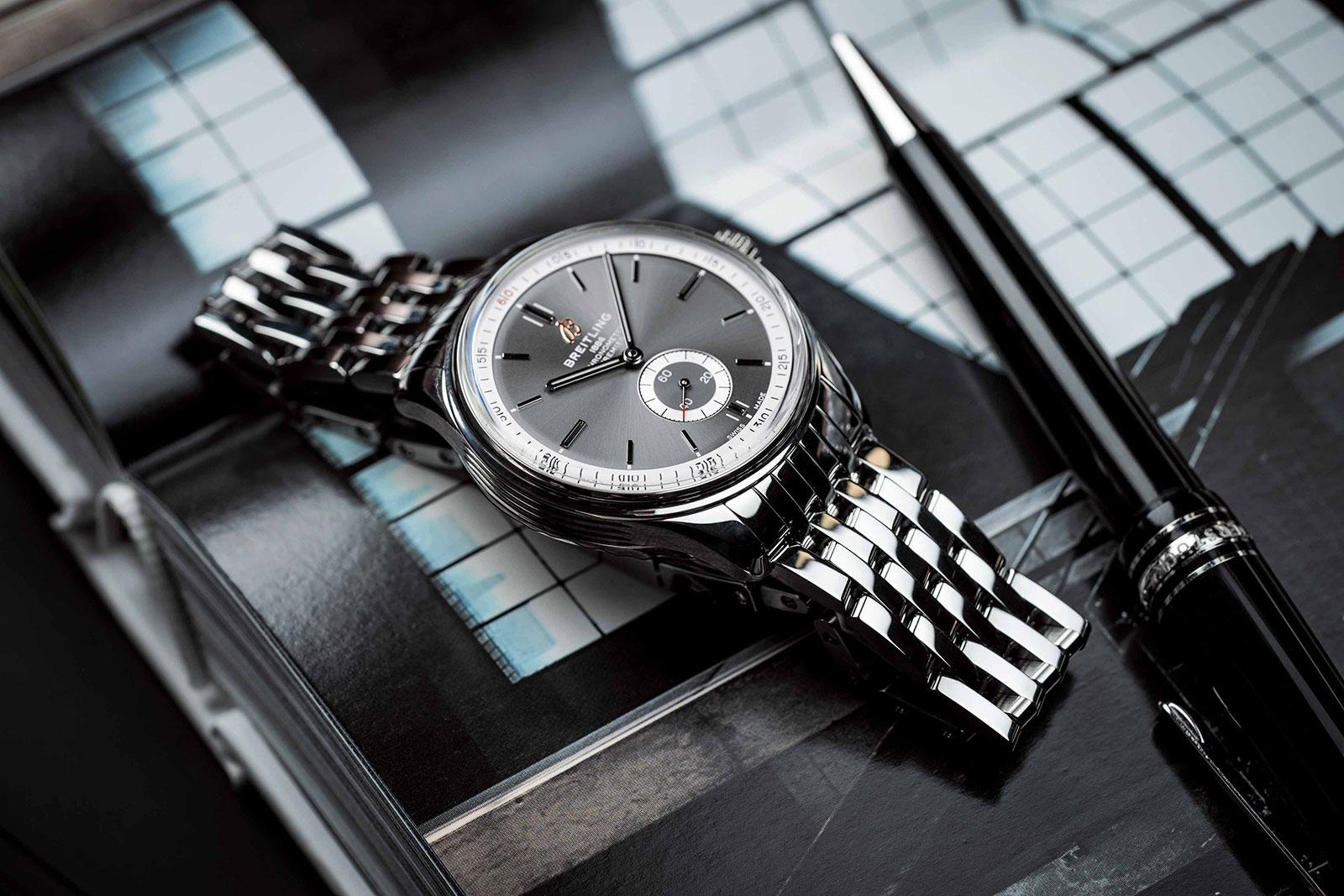 Breitling Premier Automatic 40 bracelet