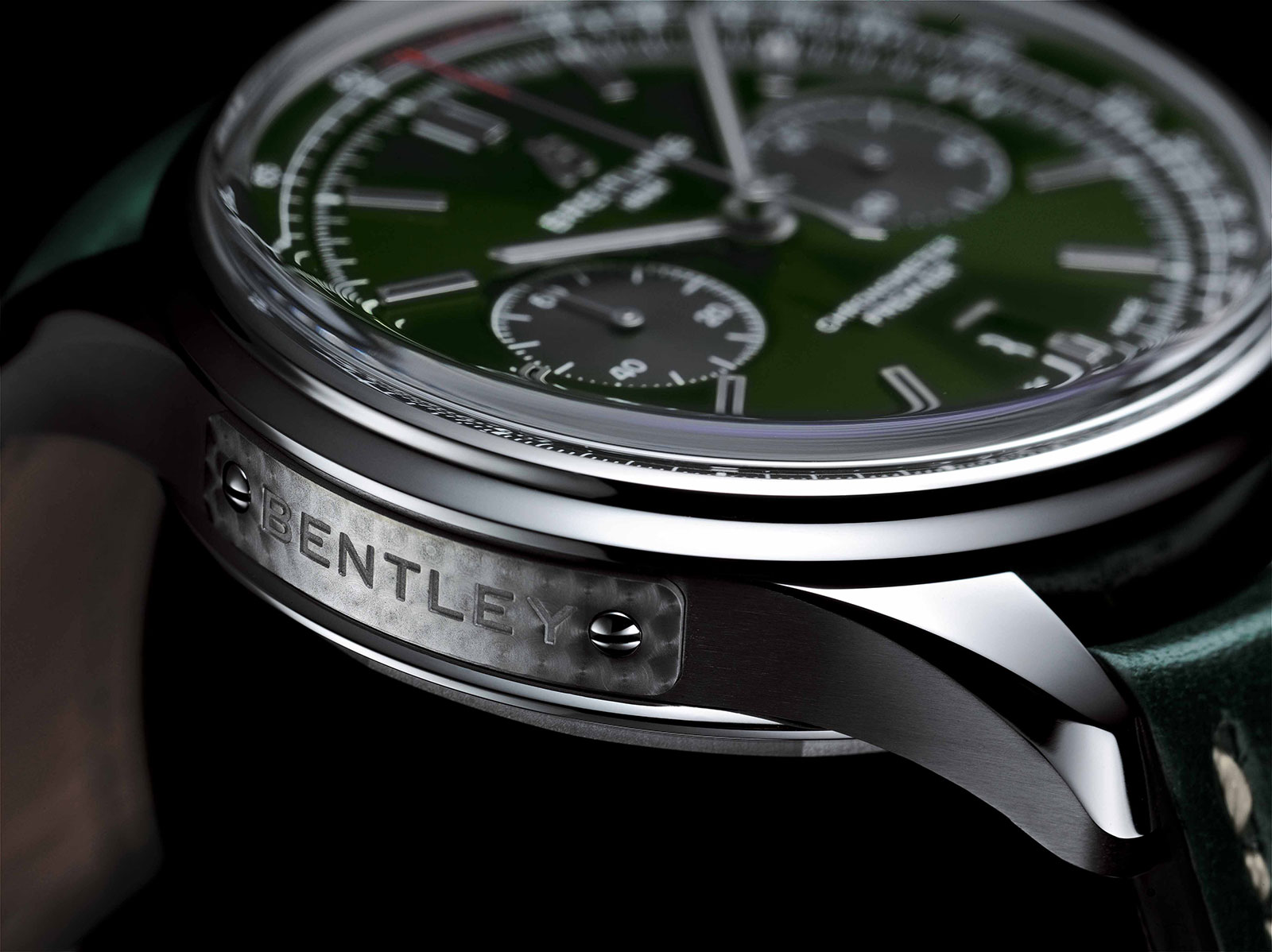 Breitling Premier B01 Bentley British Racing Green 3