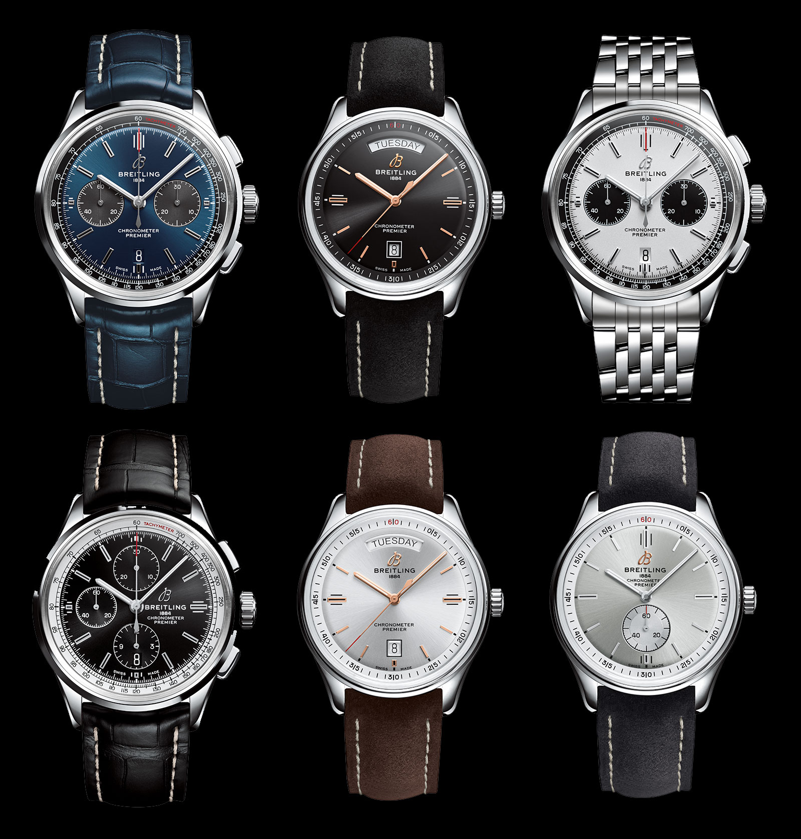 Breitling Premier collection 2018