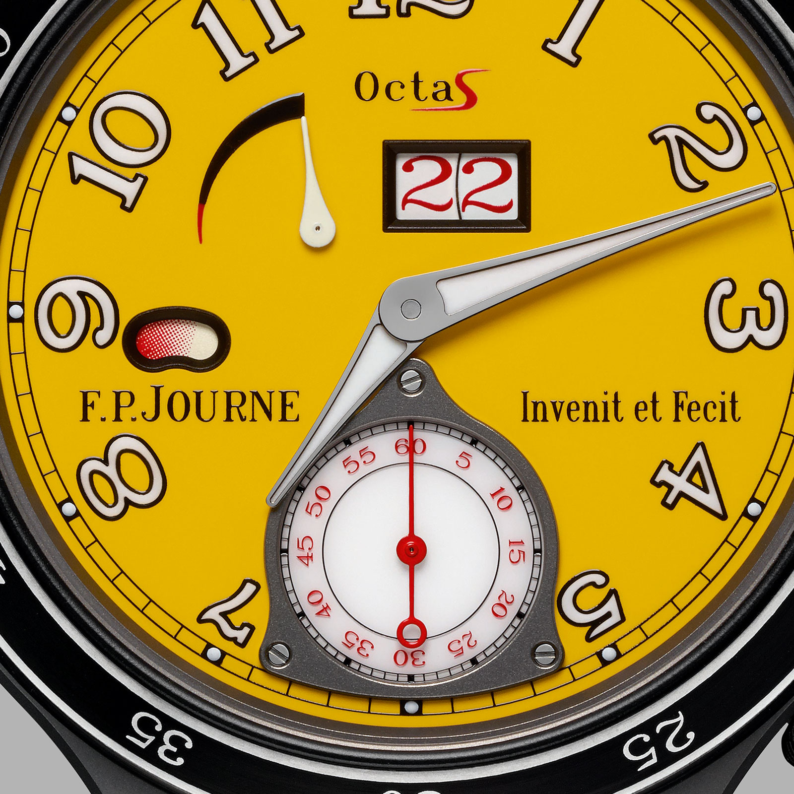 FP Journe Octa Sport yellow ARS2-2