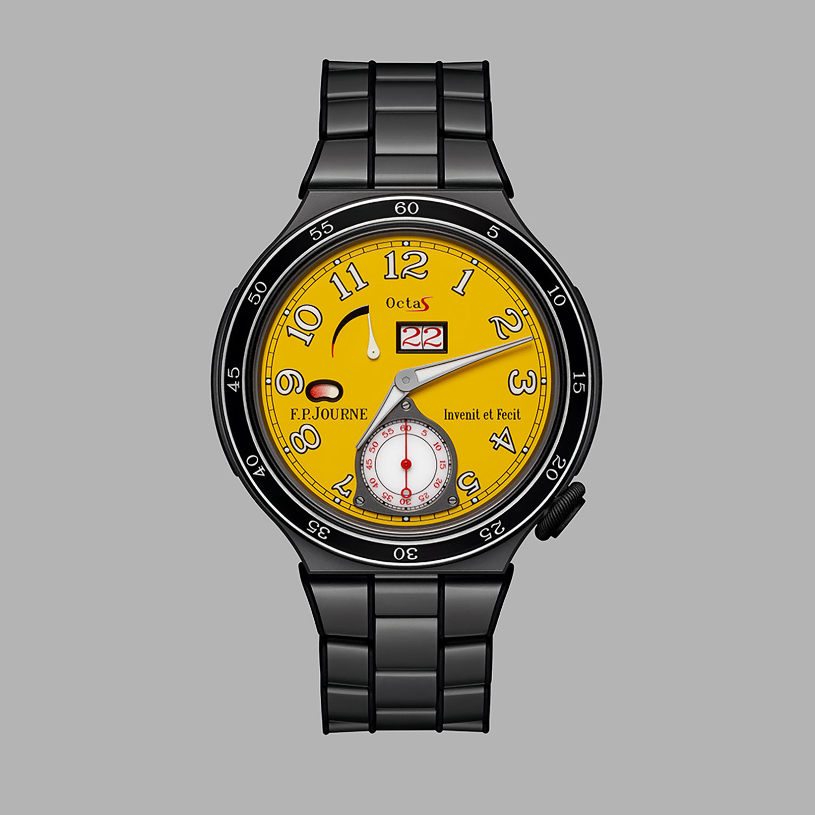 FP Journe Octa Sport yellow ARS2-3