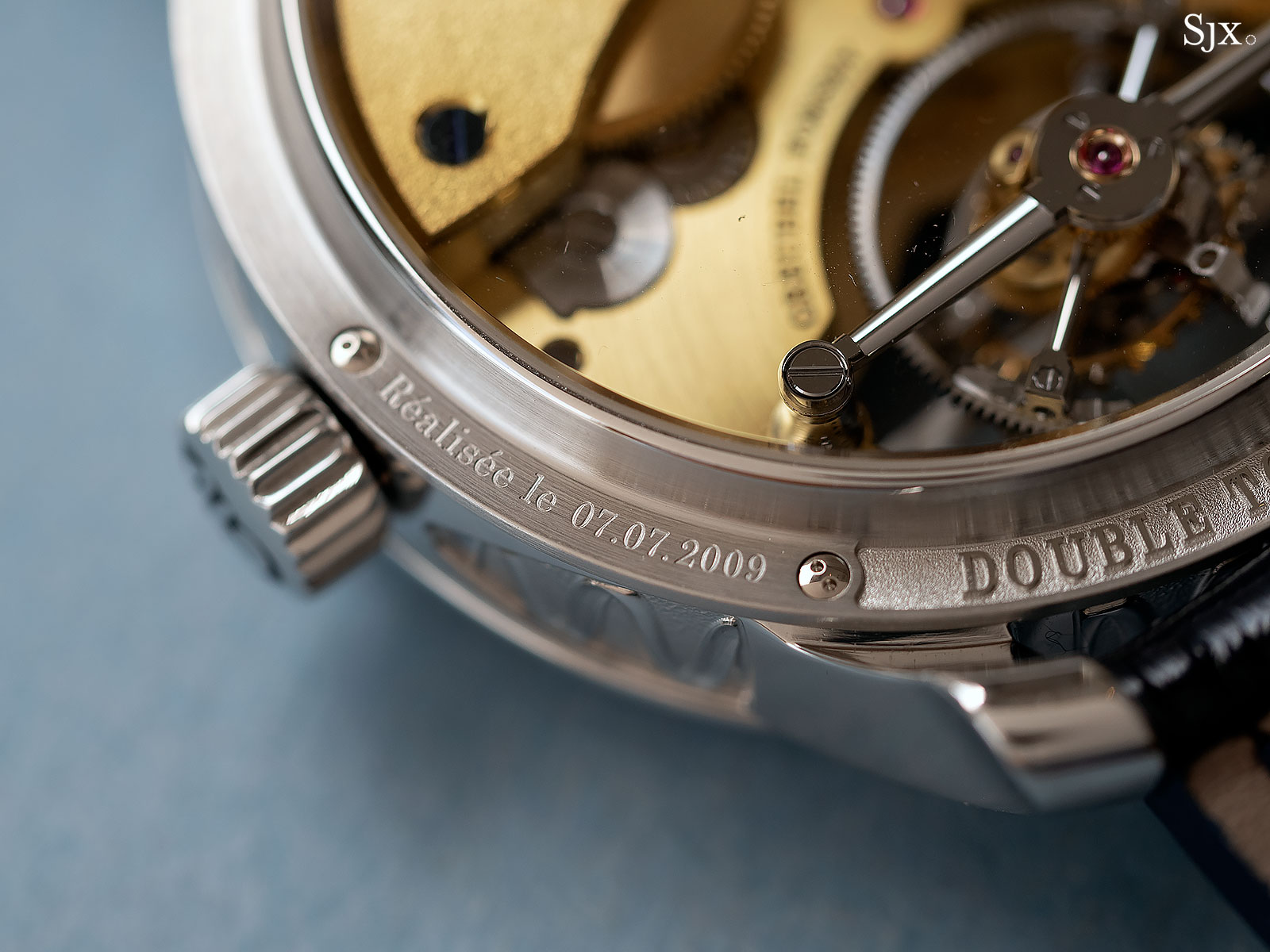 Greubel Forsey Double Tourbillon 30 Jean Claude Biver 9