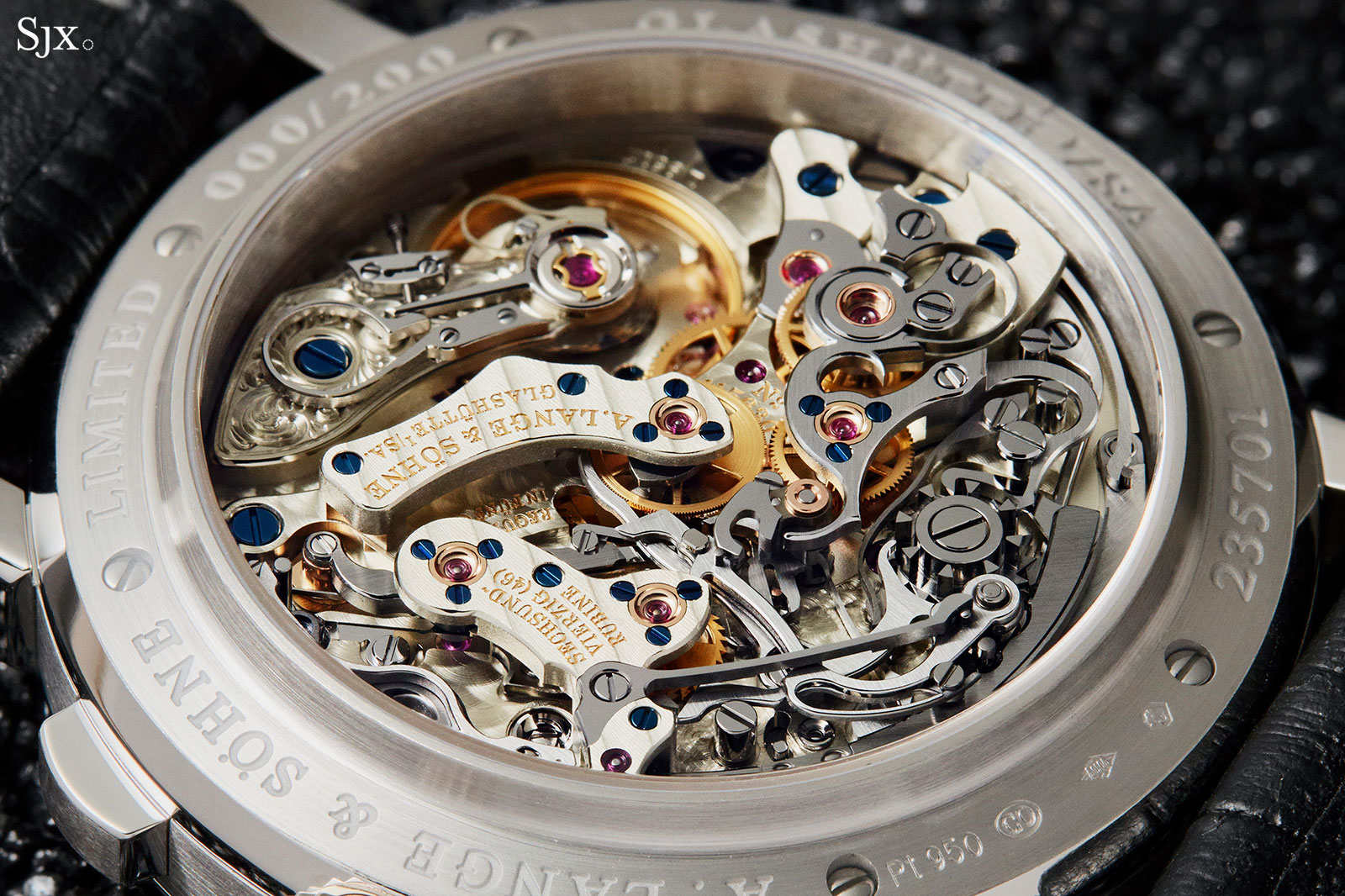 Lange Datograph Lumen watch 11