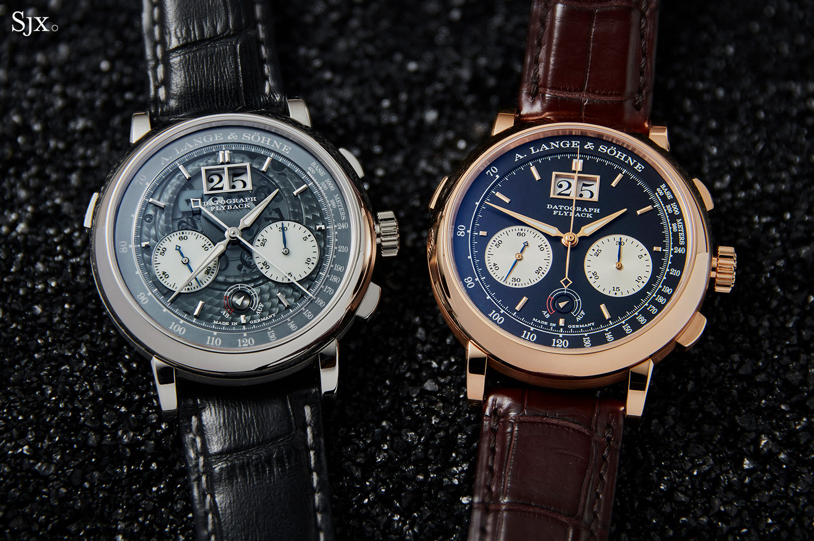 Lange Datograph Lumen watch 3