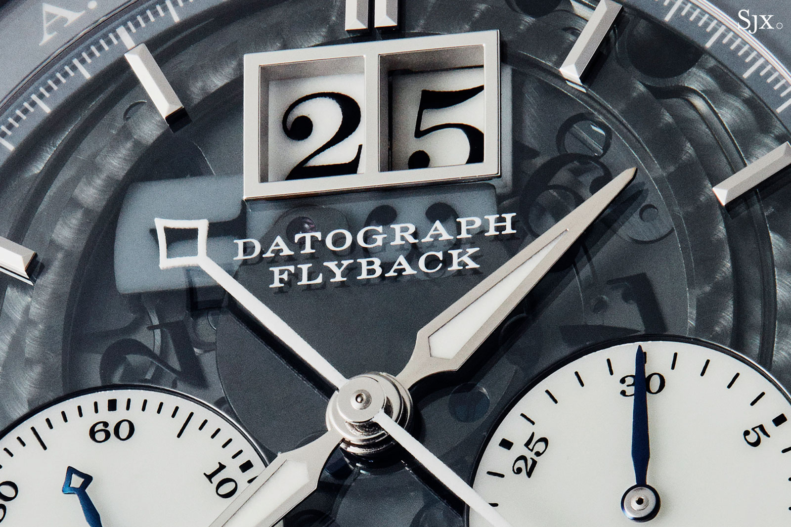 Lange Datograph Lumen watch 5
