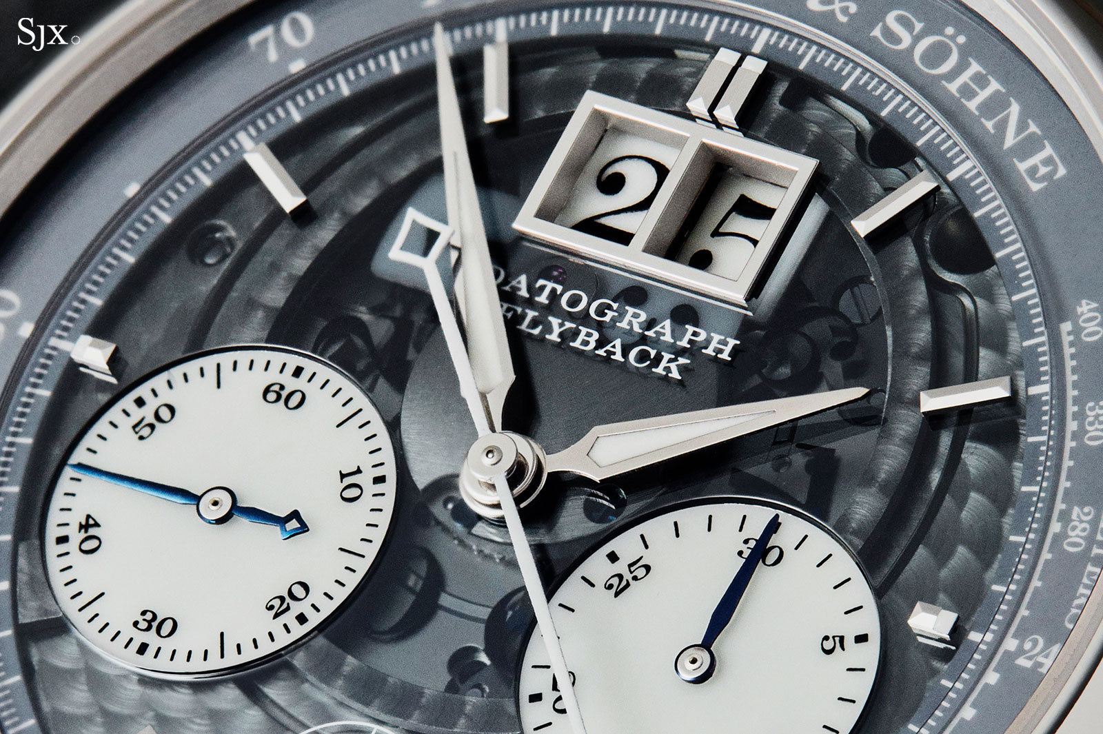 Lange Datograph Lumen watch 8
