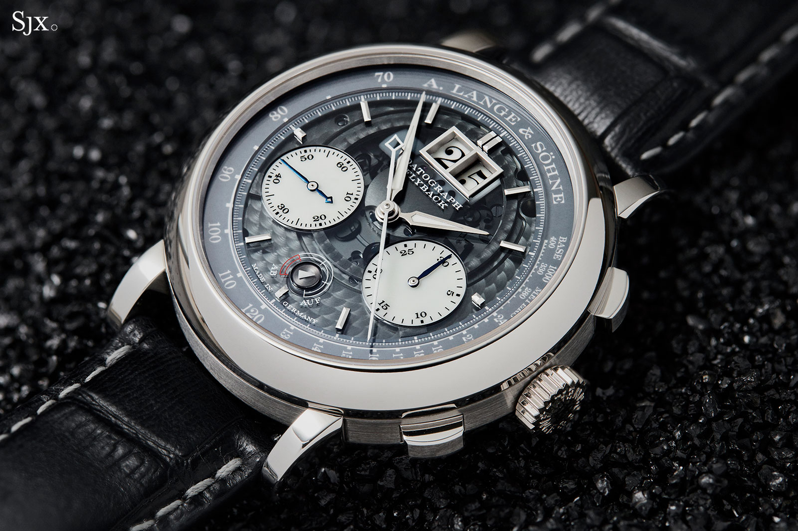 Lange Datograph Lumen watch 9