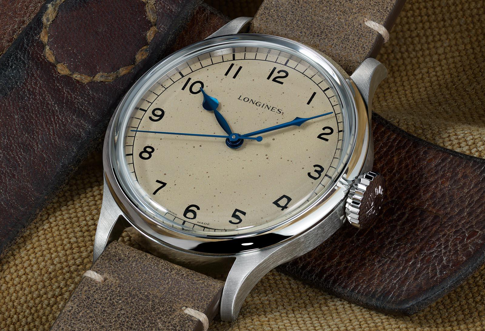 Longines Heritage Military Watch 5