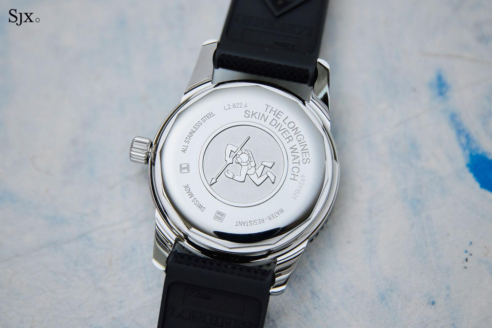 Longines Skin Diver watch 2