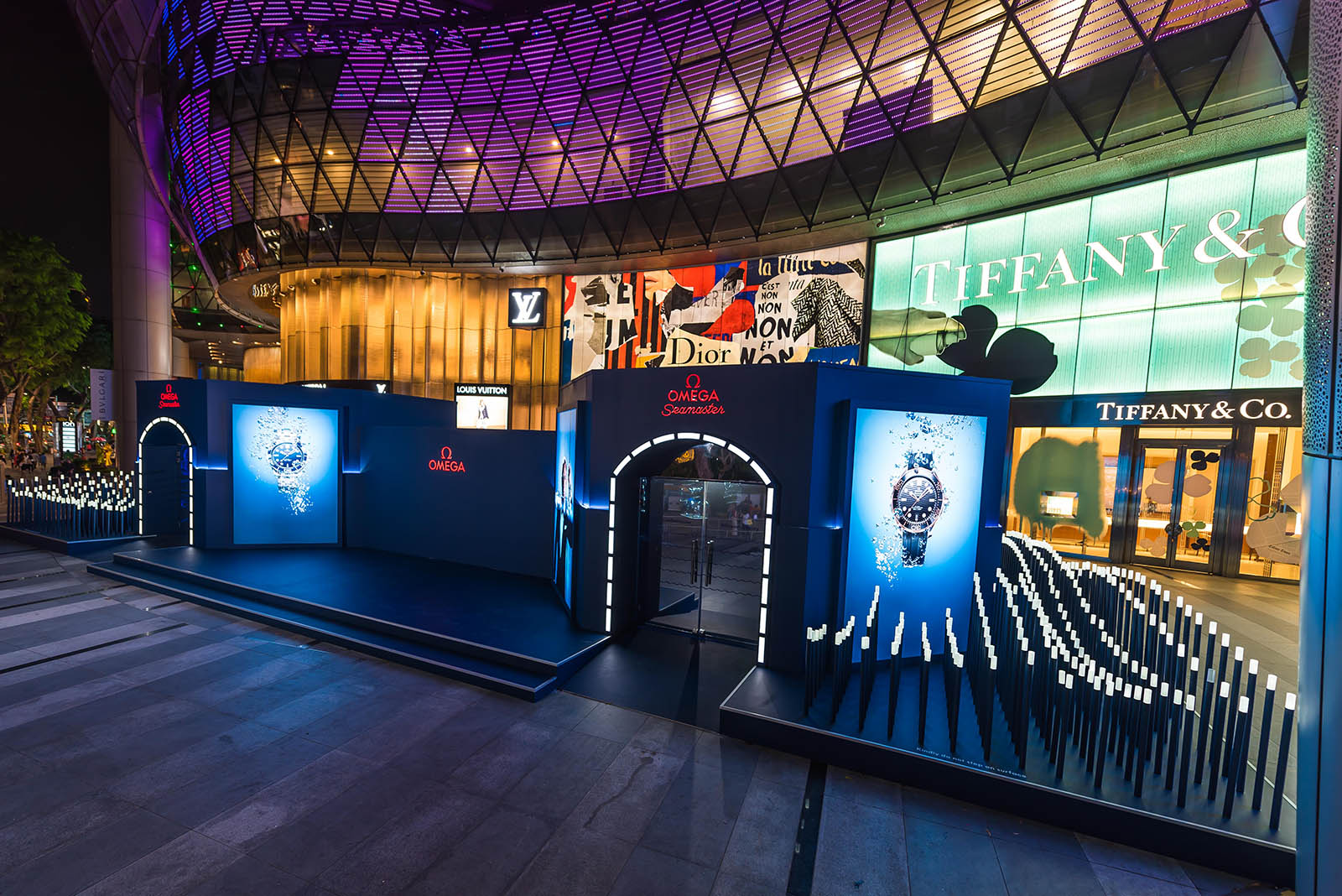 Omega Seamaster Exhibition Singapore 4