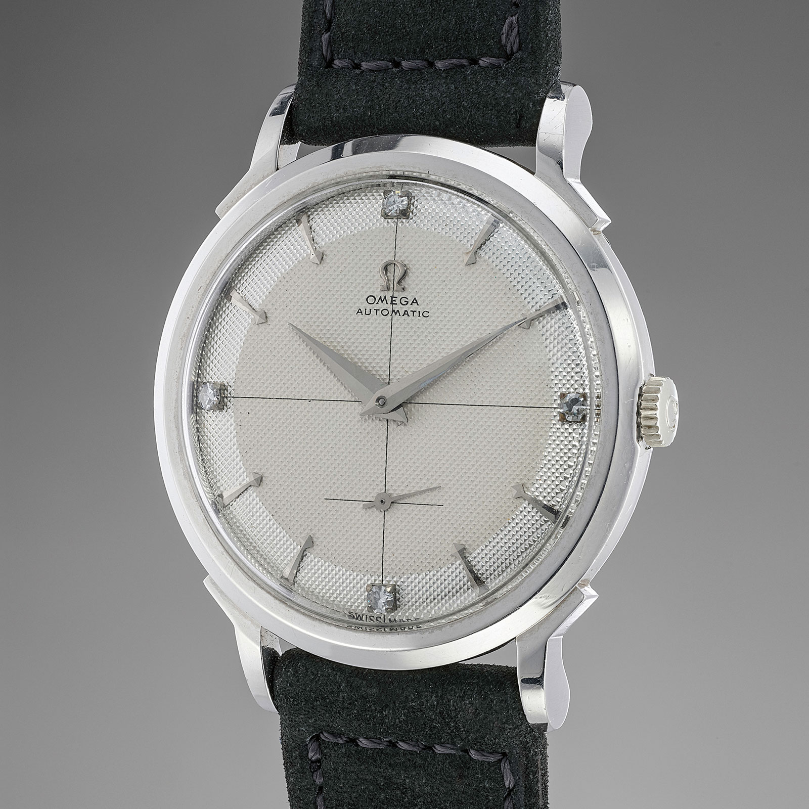 Omega platinum automatic PA14321 phillips 1
