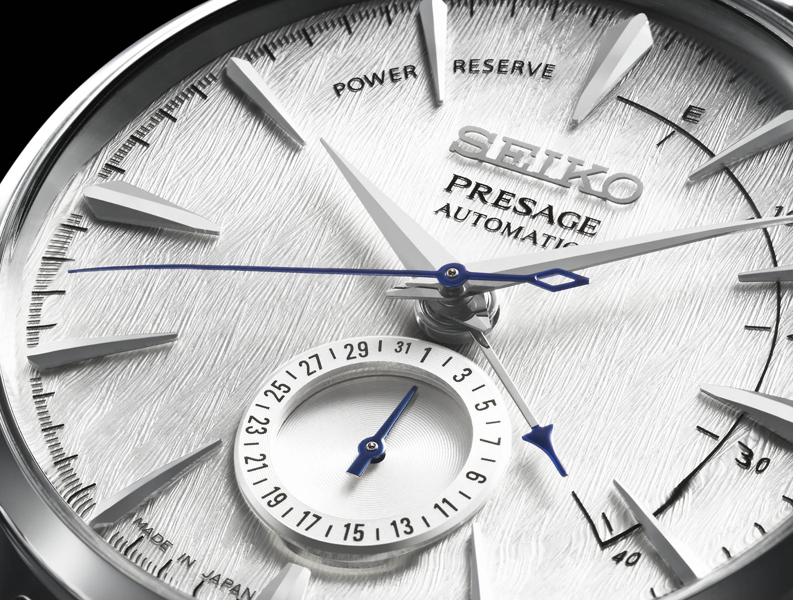 "Seiko Presage Cocktail ""Fuyugeshiki"" Limited Editions 2"