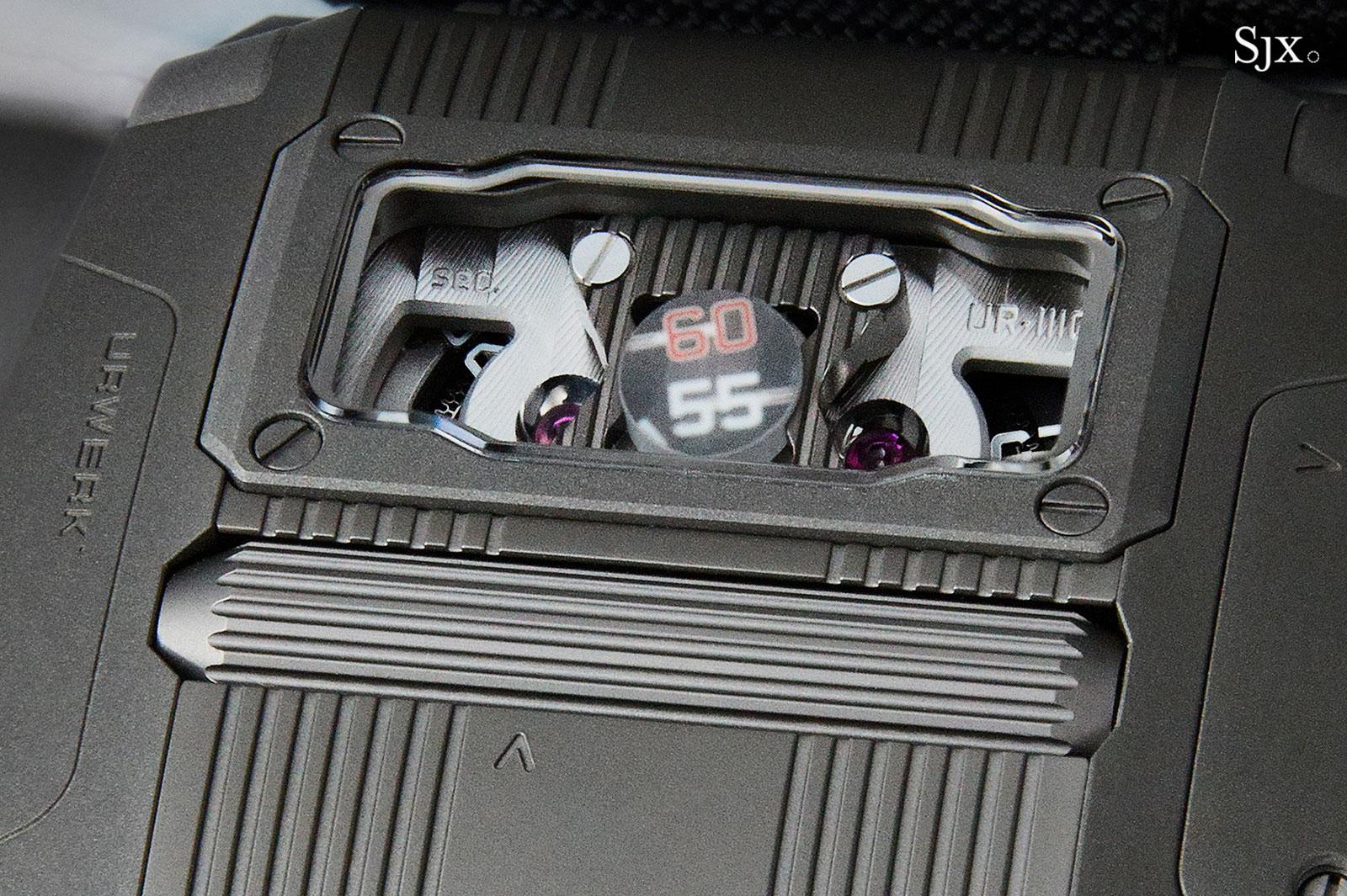 Urwerk UR-111C gunmetal 1