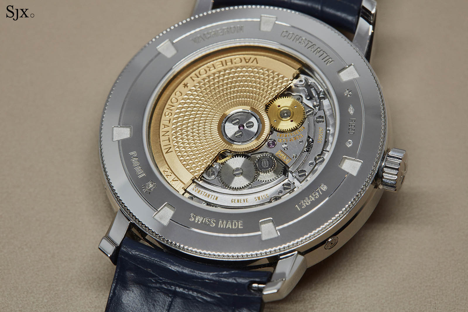 Vacheron Constantin Traditionnelle Complete Calendar Collection Excellence Platine 2