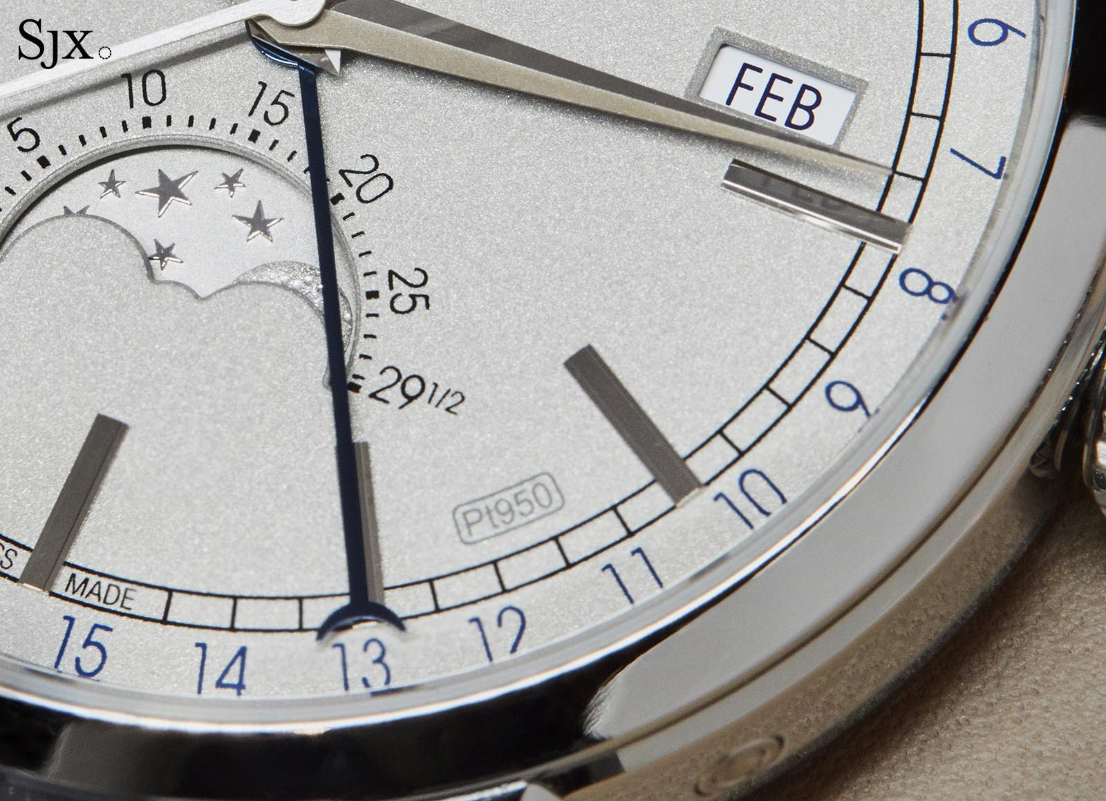 Vacheron Constantin Traditionnelle Complete Calendar Collection Excellence Platine 3