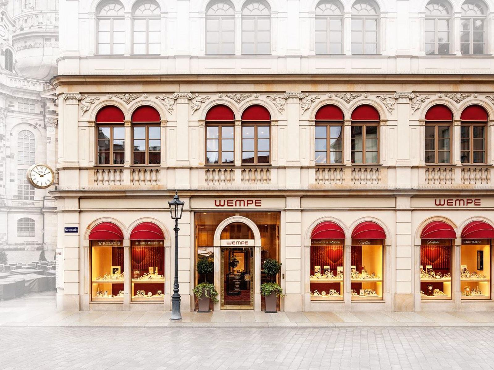 Wempe Dresden store