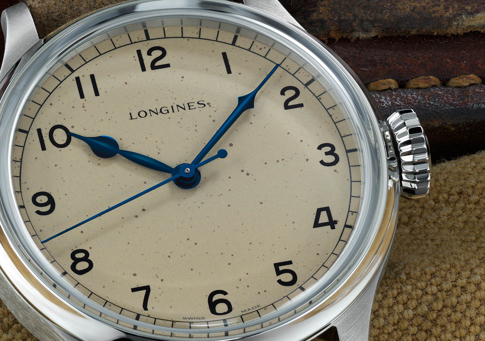 the Longines Heritage Military Watch 2