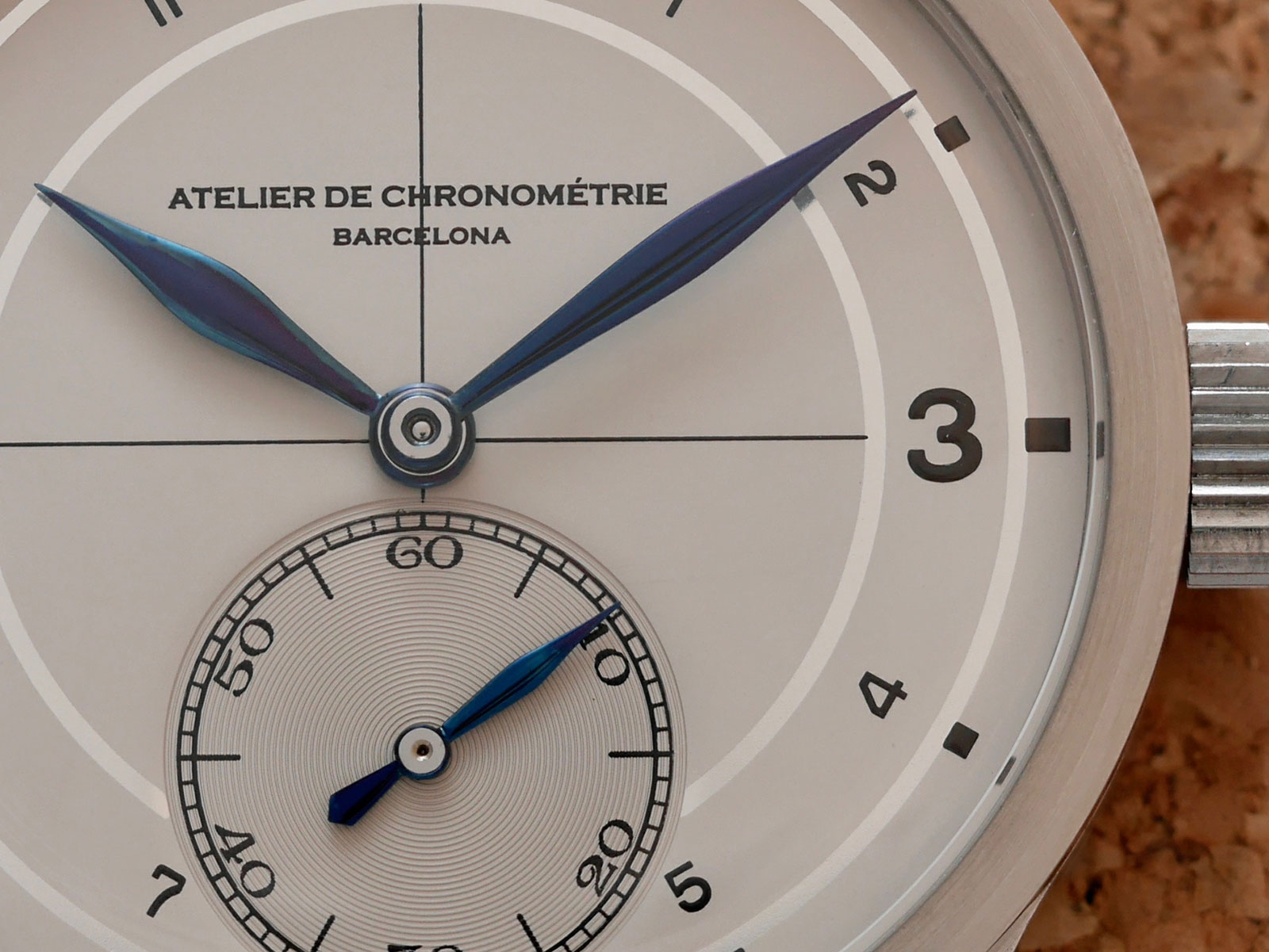 Atelier Chronometrie AdC88 steel 5