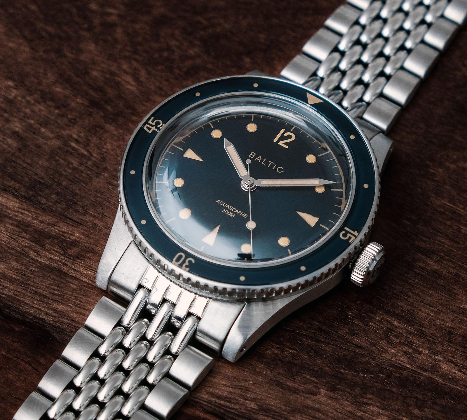 Baltic Aquascaphe Dive Watch 2