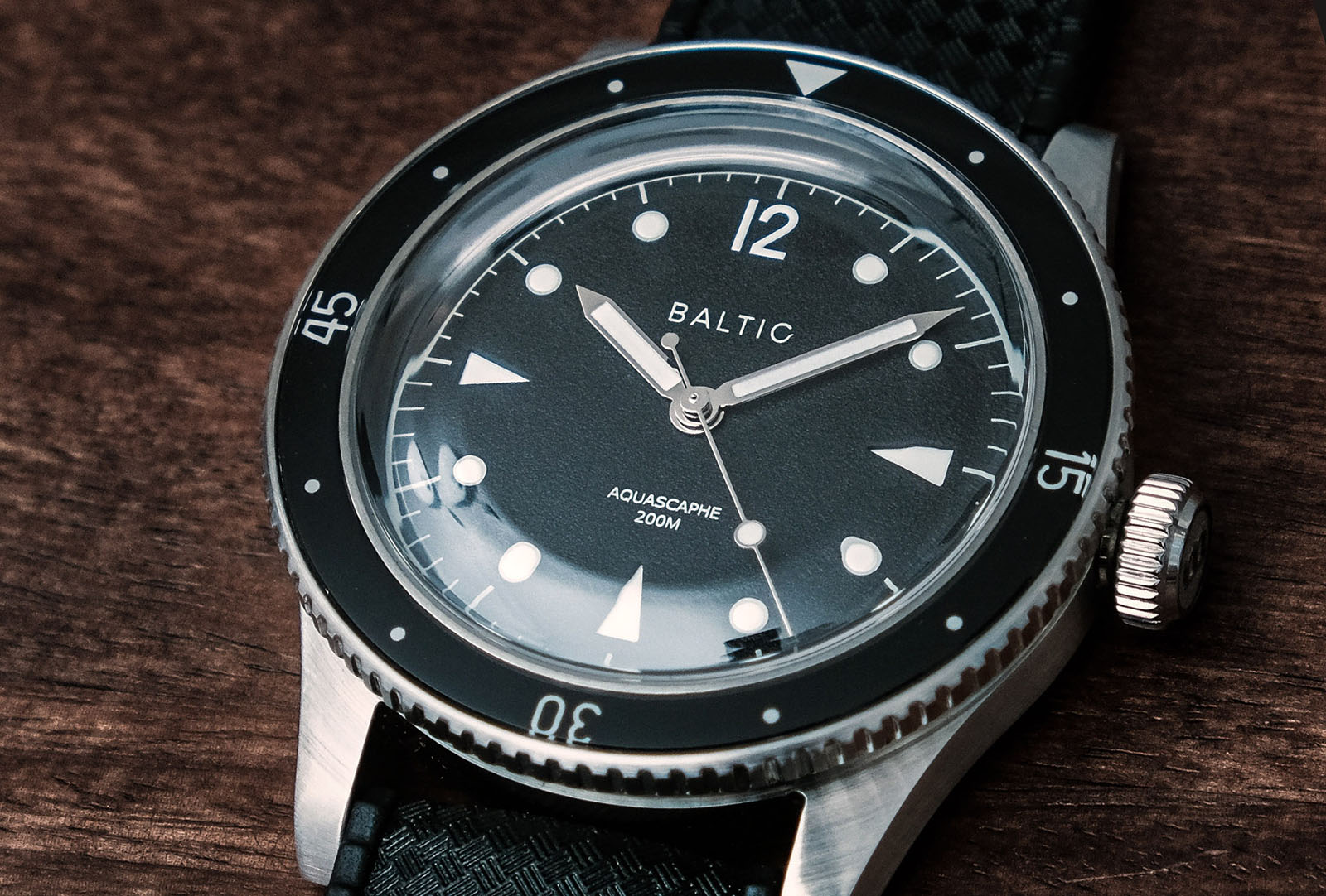 Baltic Aquascaphe Dive Watch 3