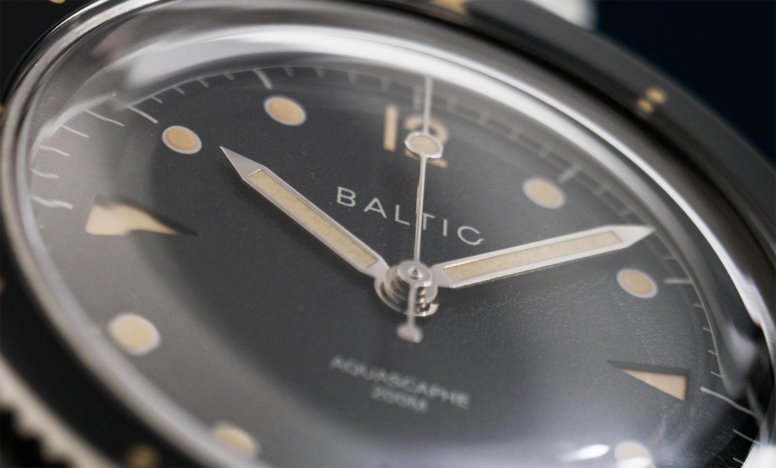 Baltic Aquascaphe Dive Watch 4