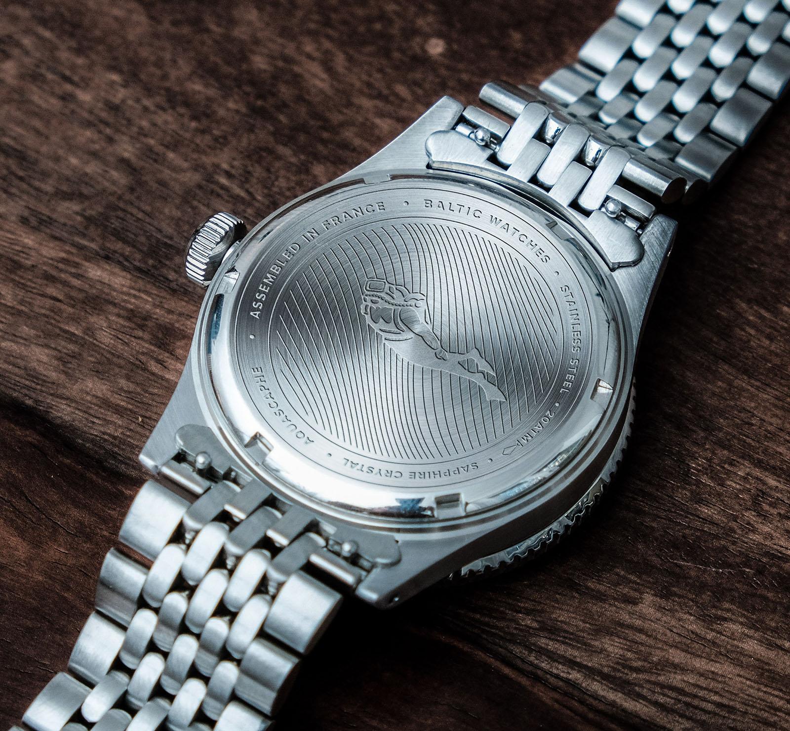 Baltic Aquascaphe Dive Watch 7