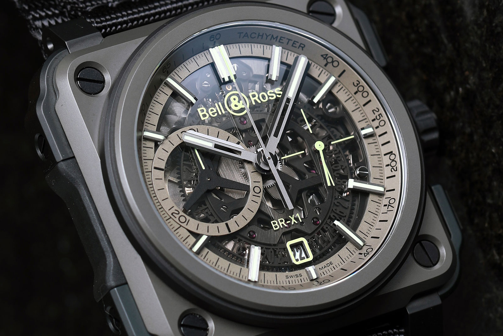 Bell Ross BR-X1 Military 8