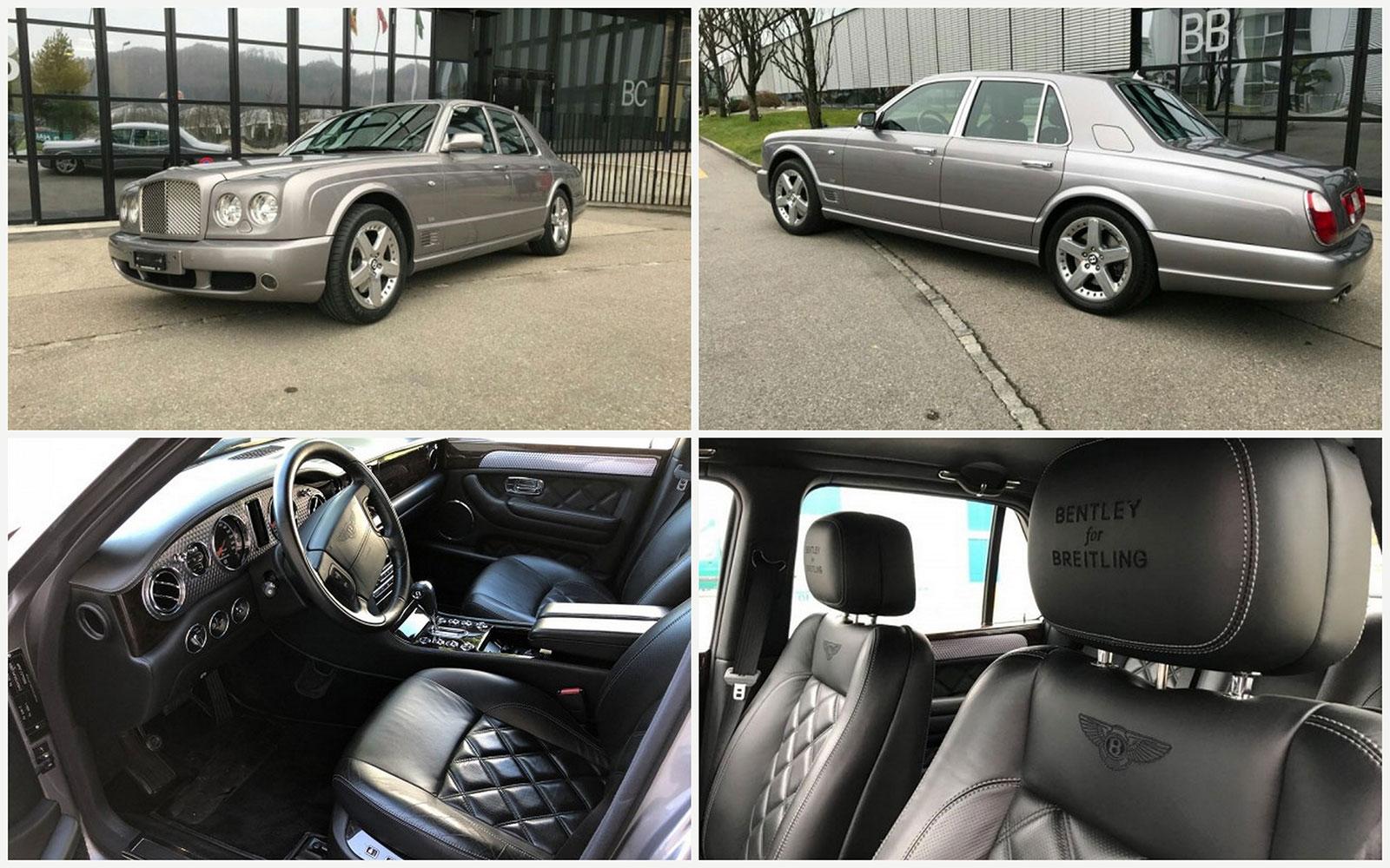 Breitling Bentley Arnage T