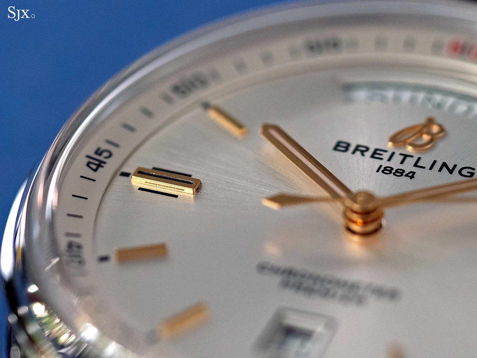 Breitling Premier Automatic Day Date 40-3