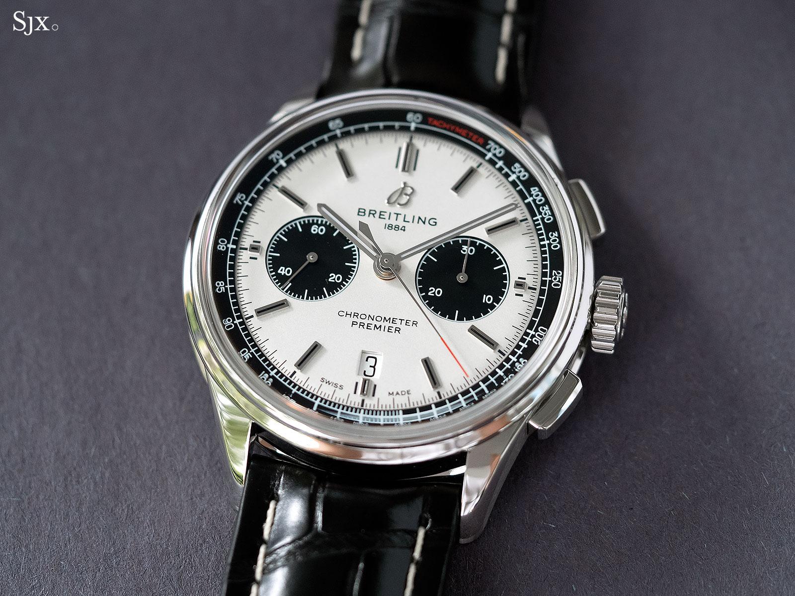 Breitling Premier B01 Chronograph 42-6