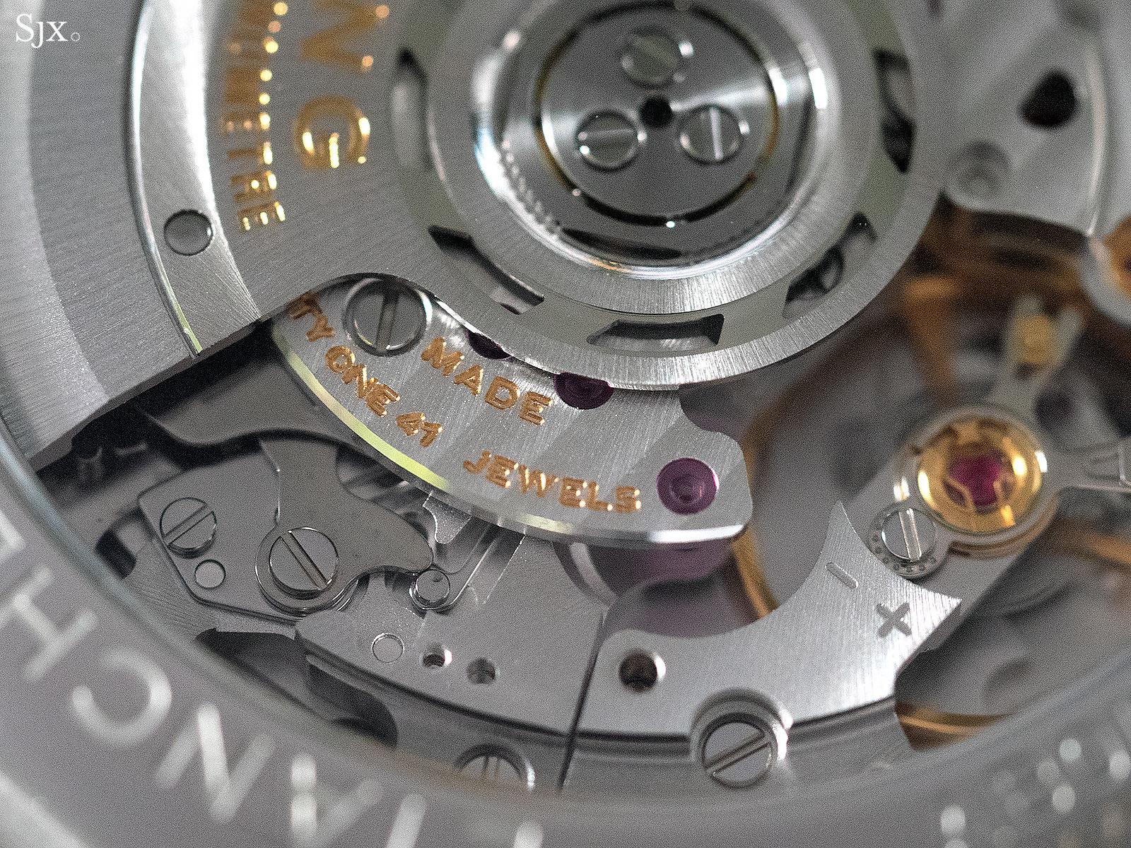 Breitling Premier B01 movement 2