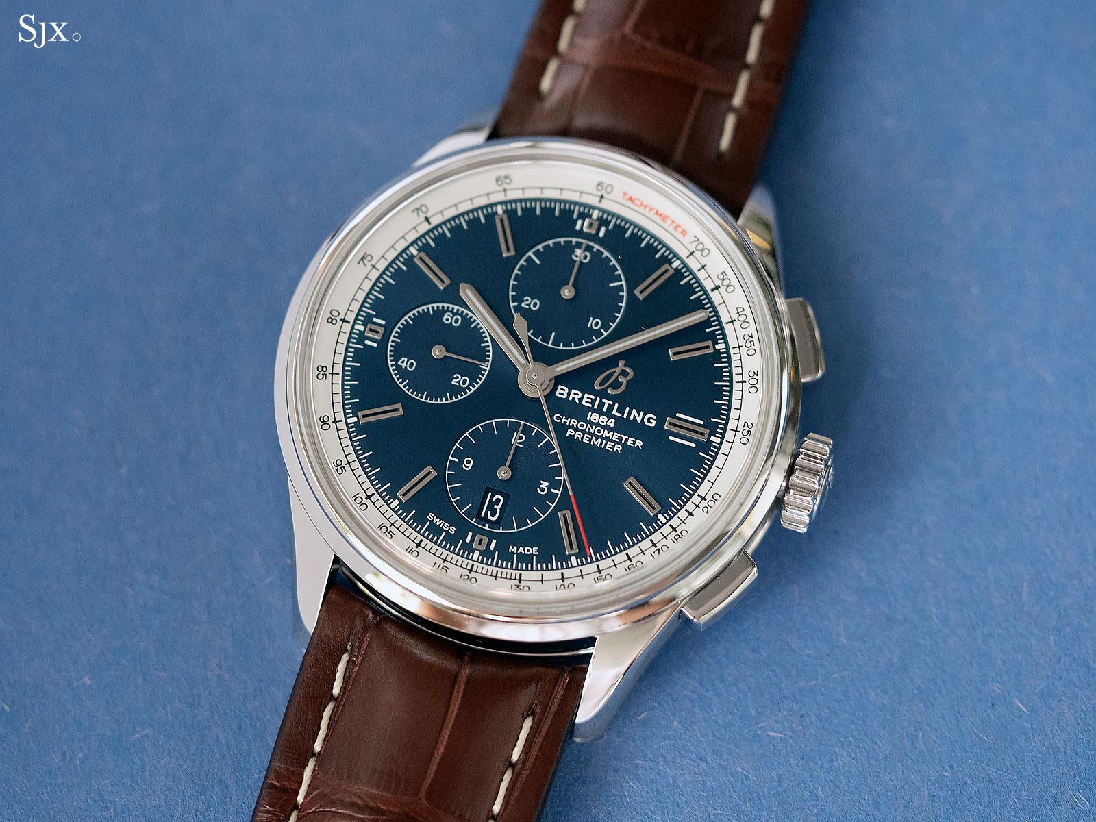 Breitling Premier Chronograph 42-1