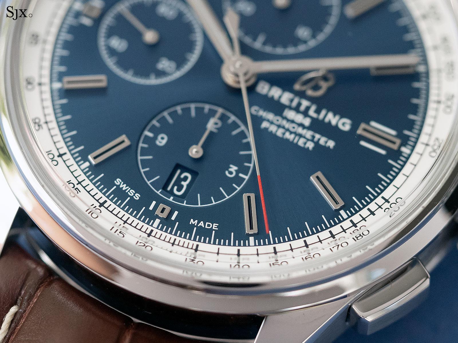 Breitling Premier Chronograph 42-2