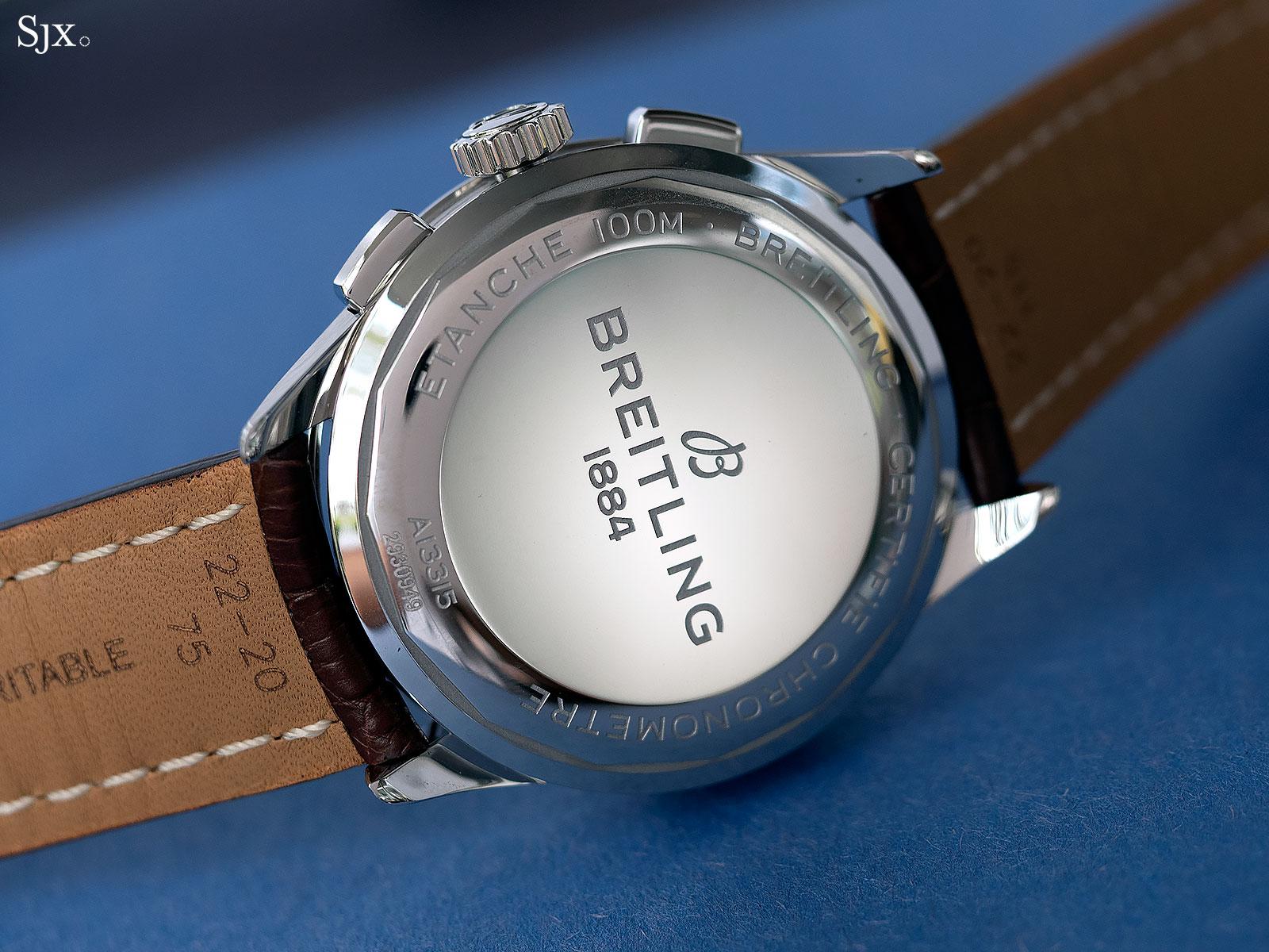 Breitling Premier Chronograph 42-3