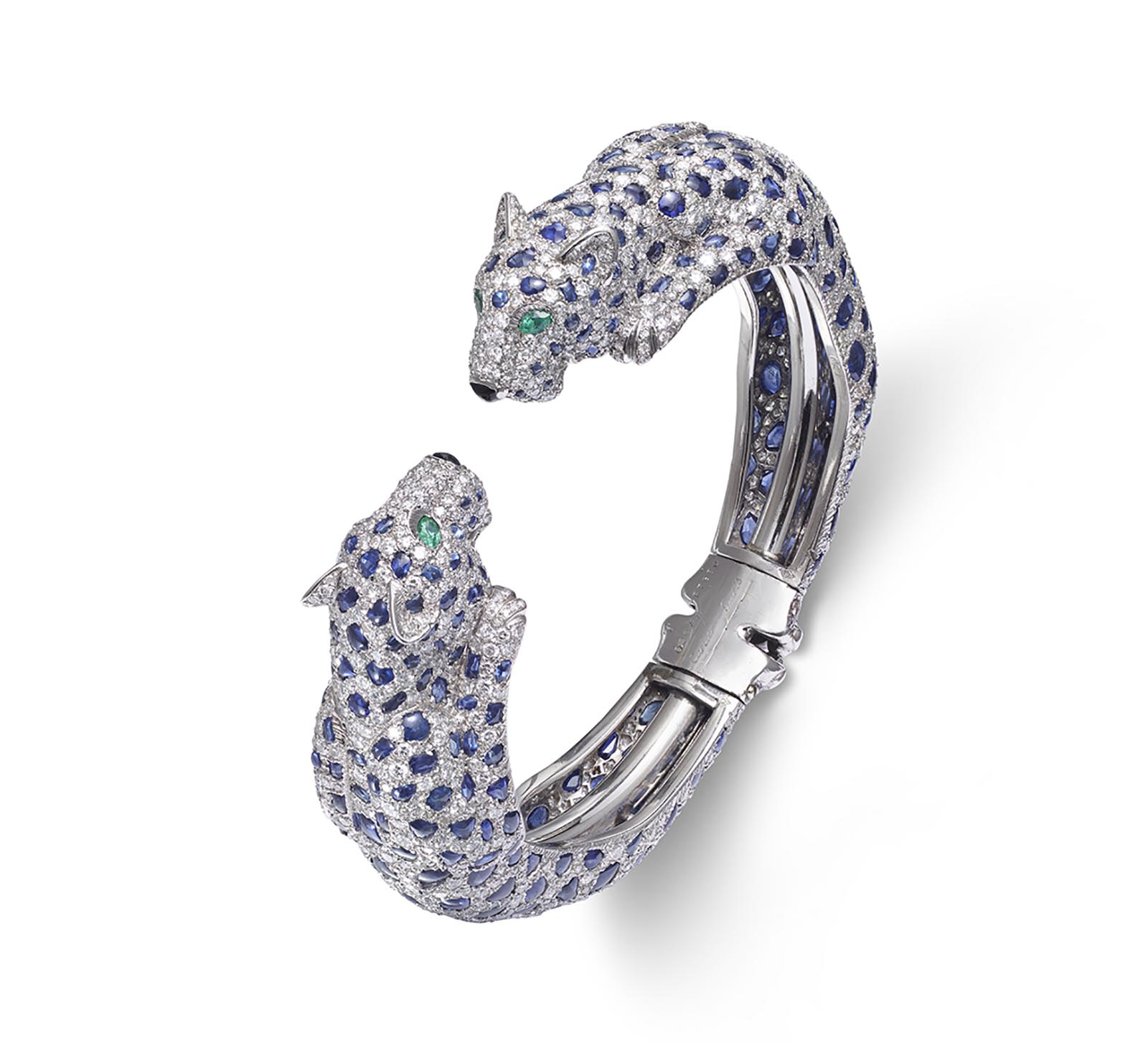 Cartier, Icon of Style - Nina Dyer - Panther Bangle