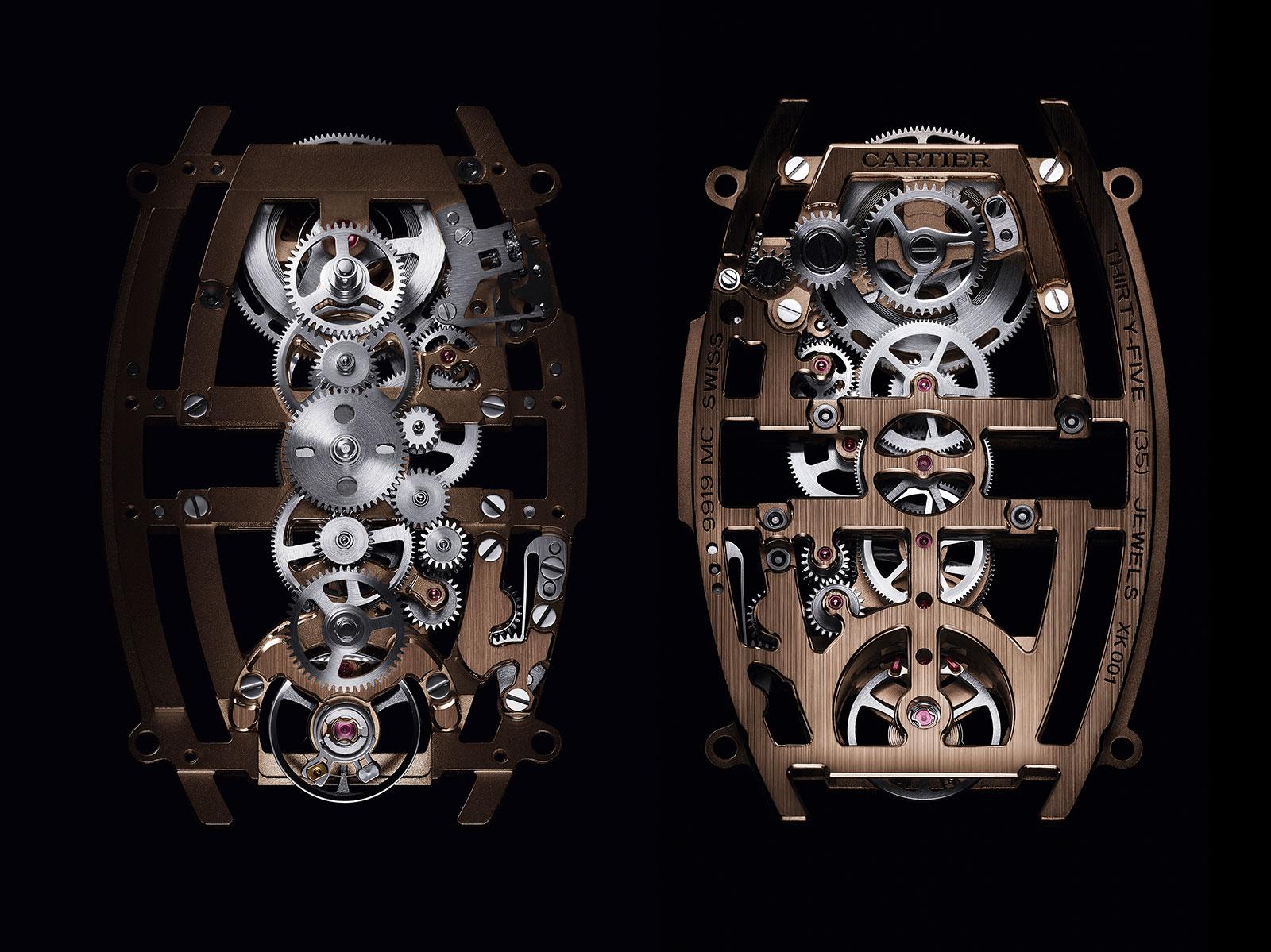 Cartier Privé Tonneau 9919 MC