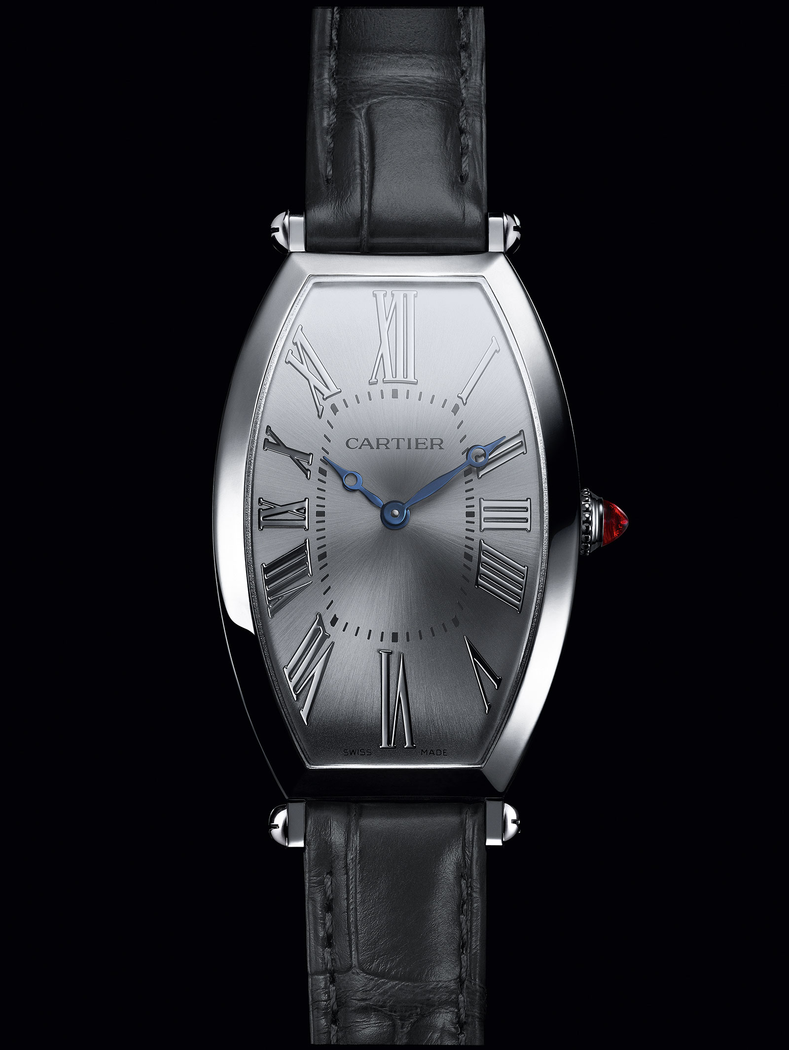 Cartier Privé Tonneau Large Model platinum