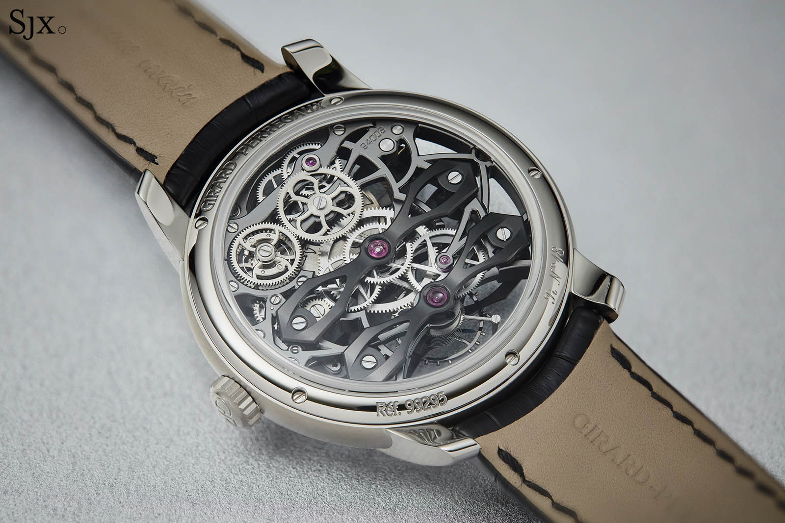 Girard Perregaux Neo-Tourbillon With Three Bridges Skeleton 4