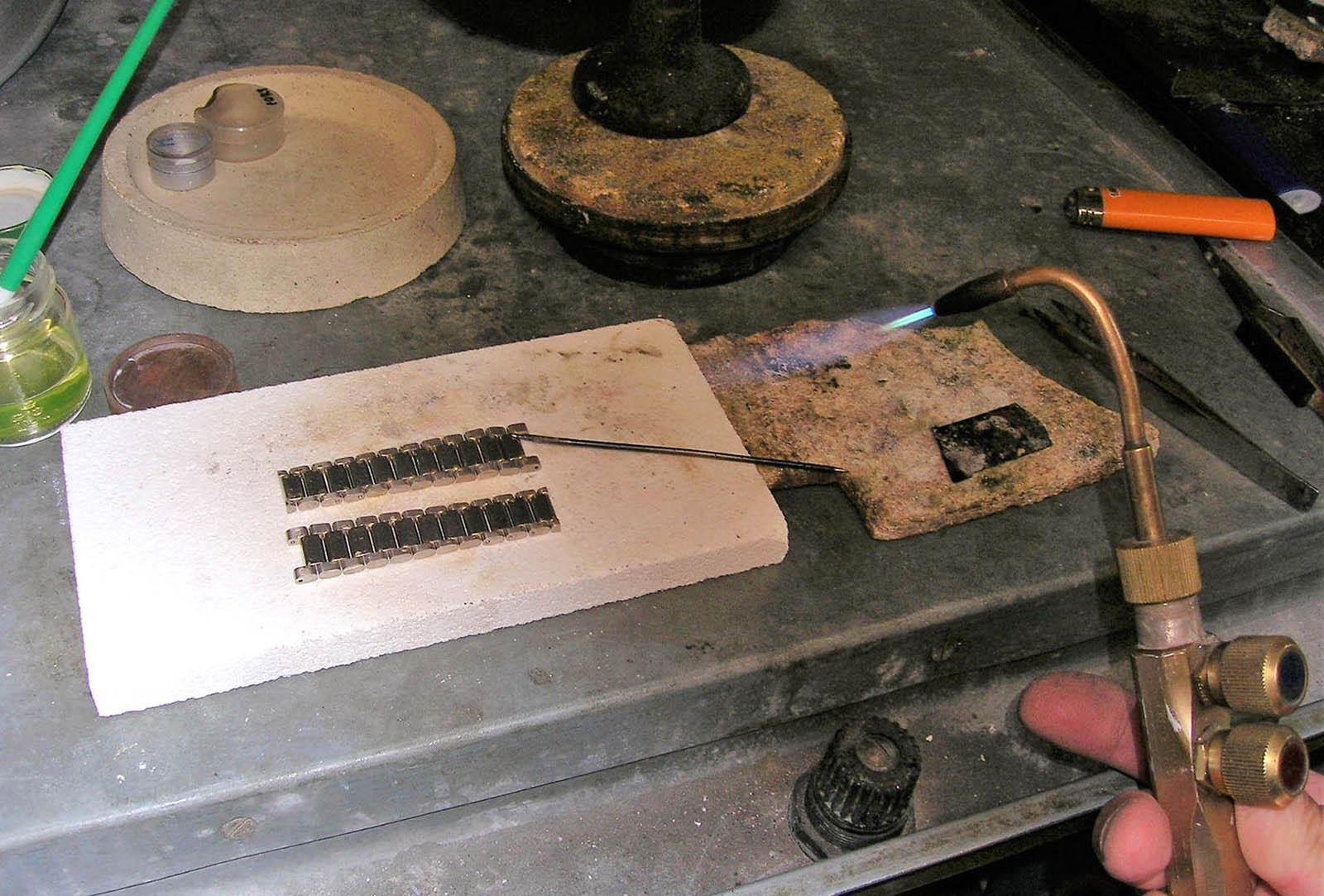 KHWCC soldering bracelet